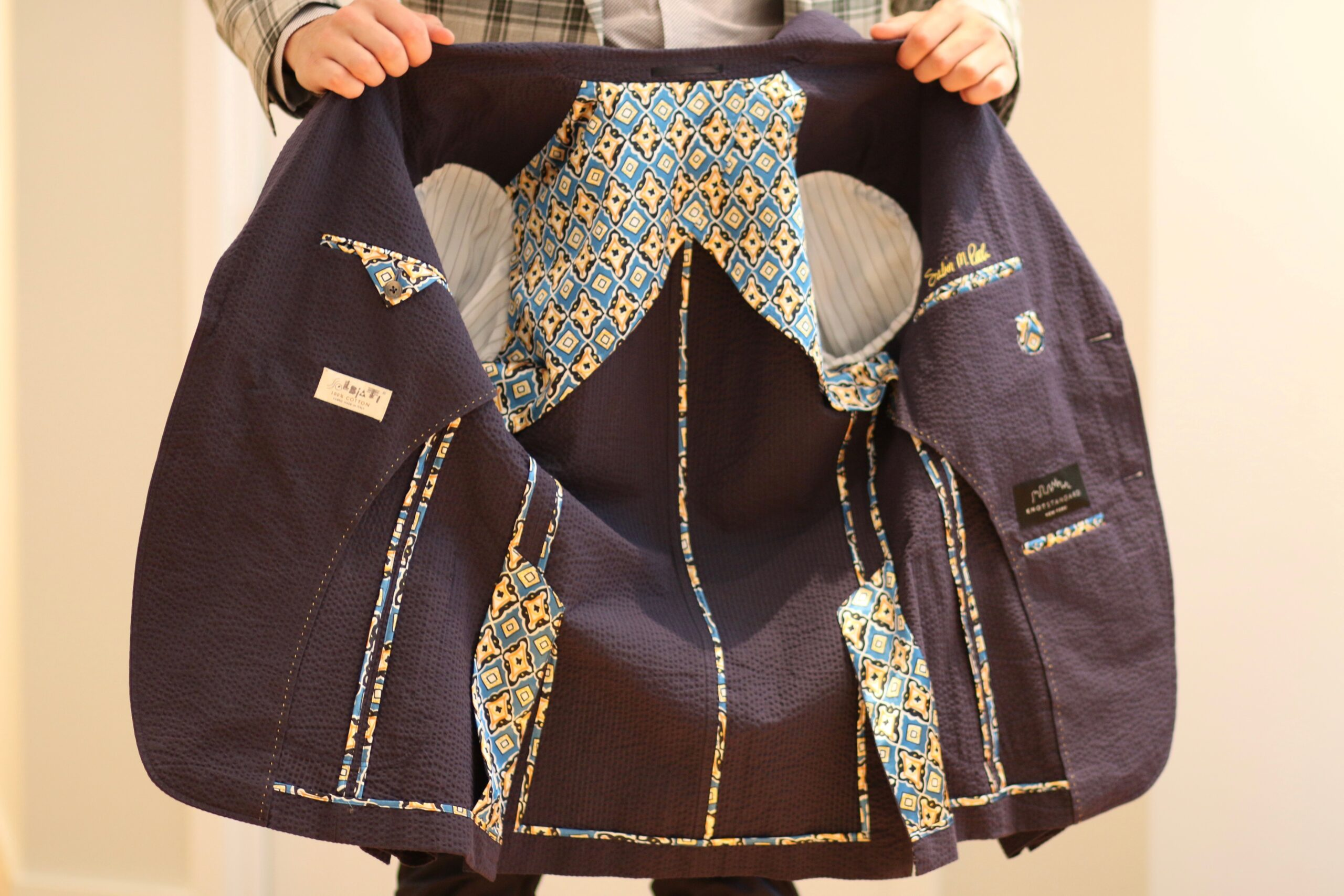 Jacket Inner Details