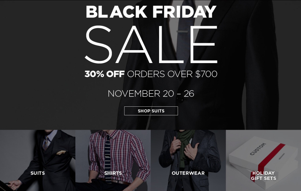 Indochino black-friday