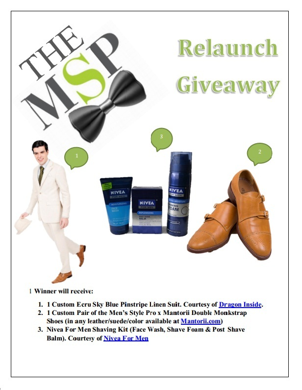 Relaunch Giveaway Pic