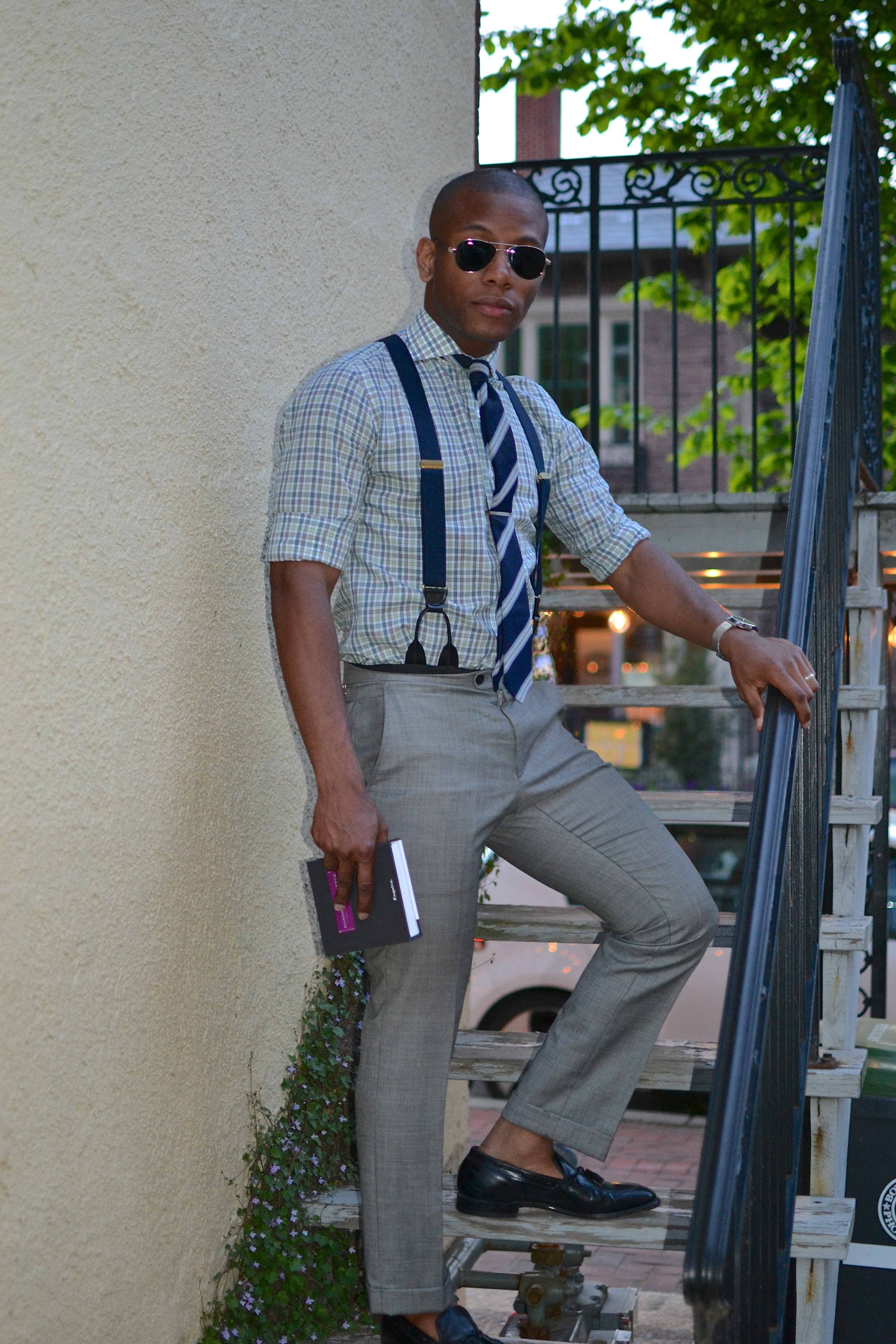Coastal Eyewear via Men's Style Pro Joseph Marc Sunglasses
