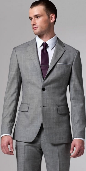Indochino Essential Grey Suit