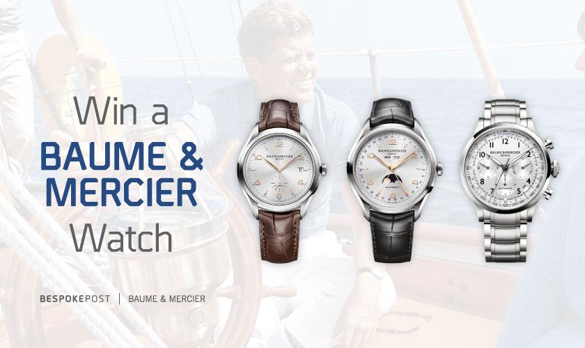 Baume & Mercier Watch Giveaway