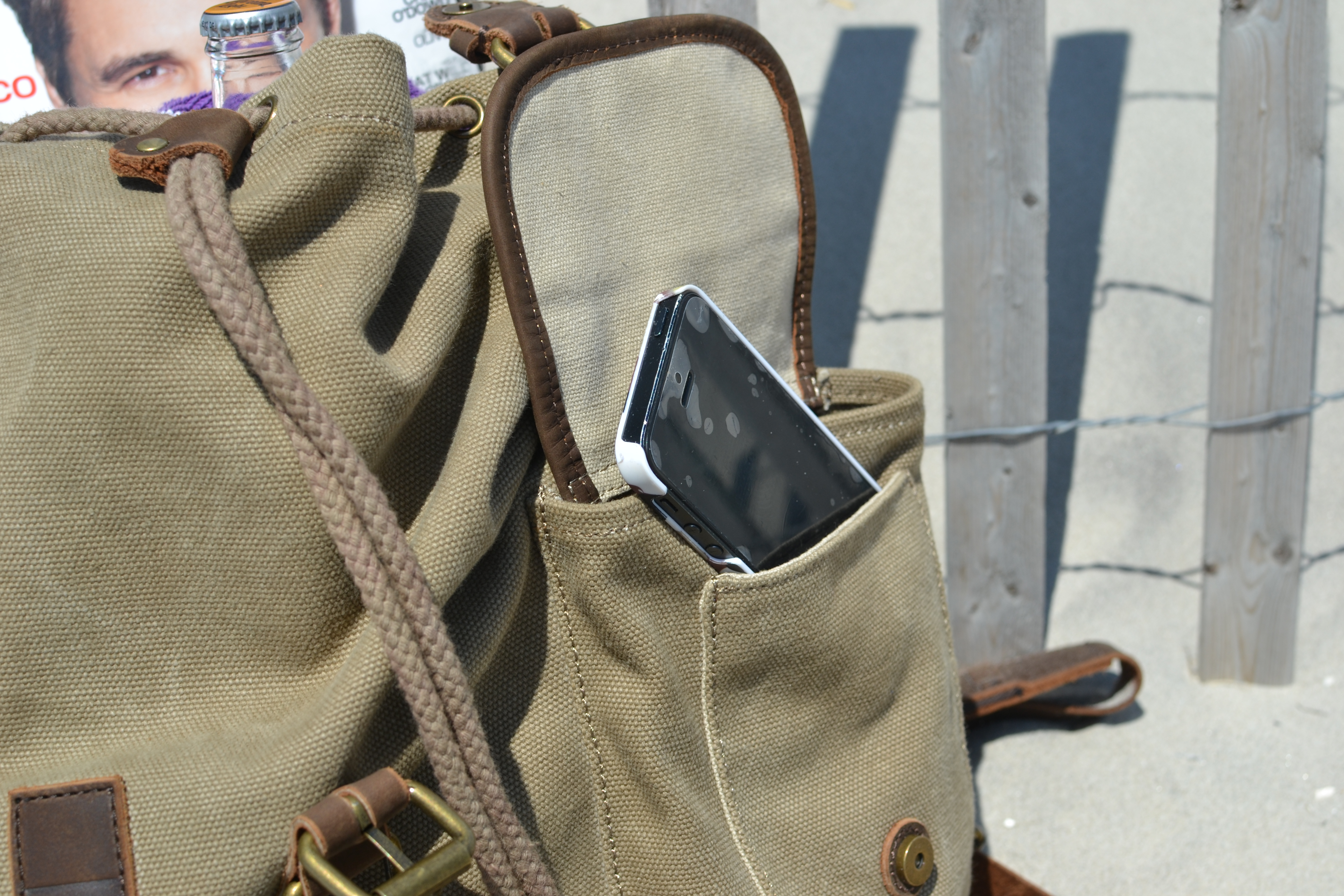 Navali Rigger rucksack