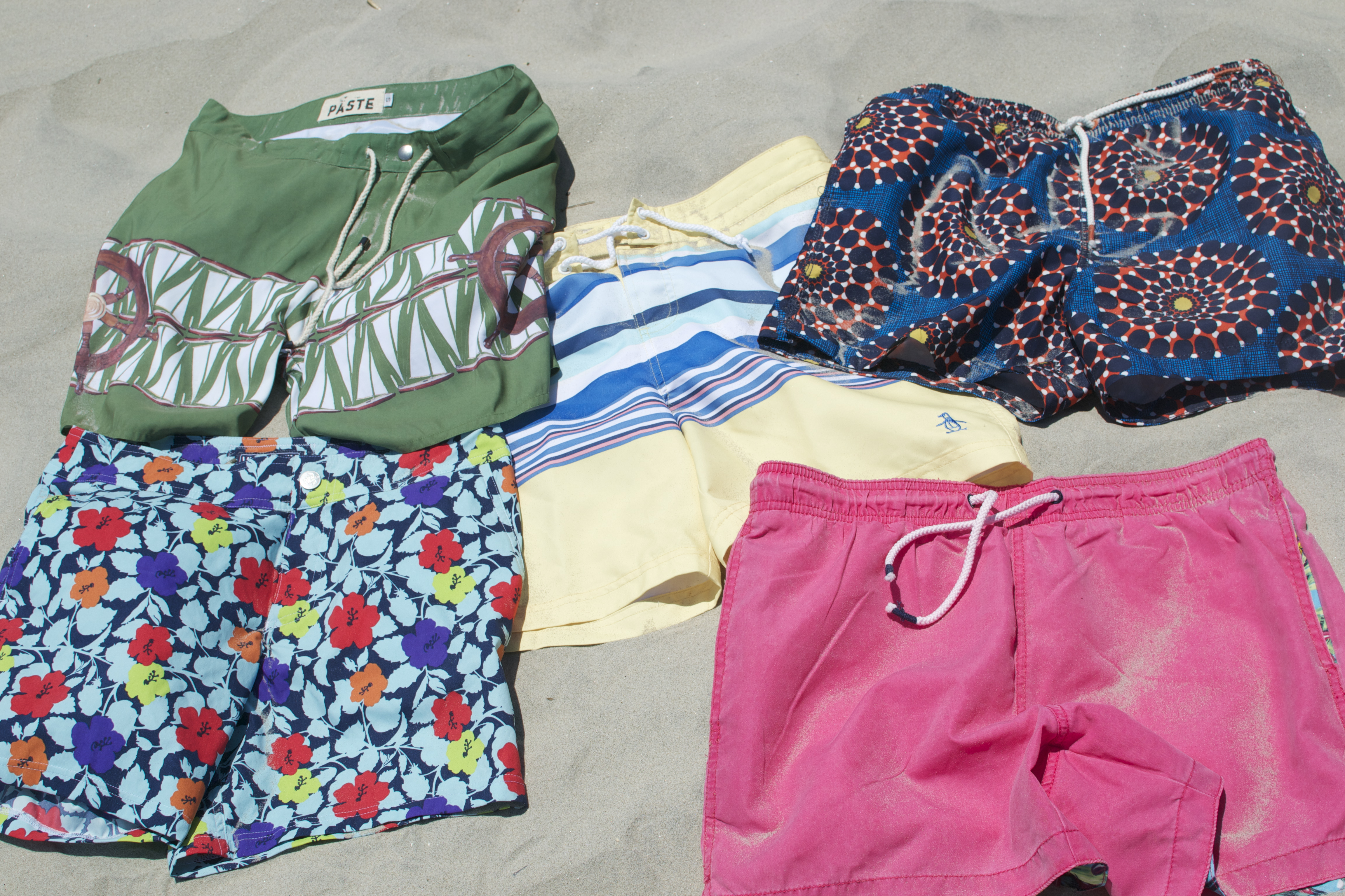 Men's Summer 2013 Swim Trunks