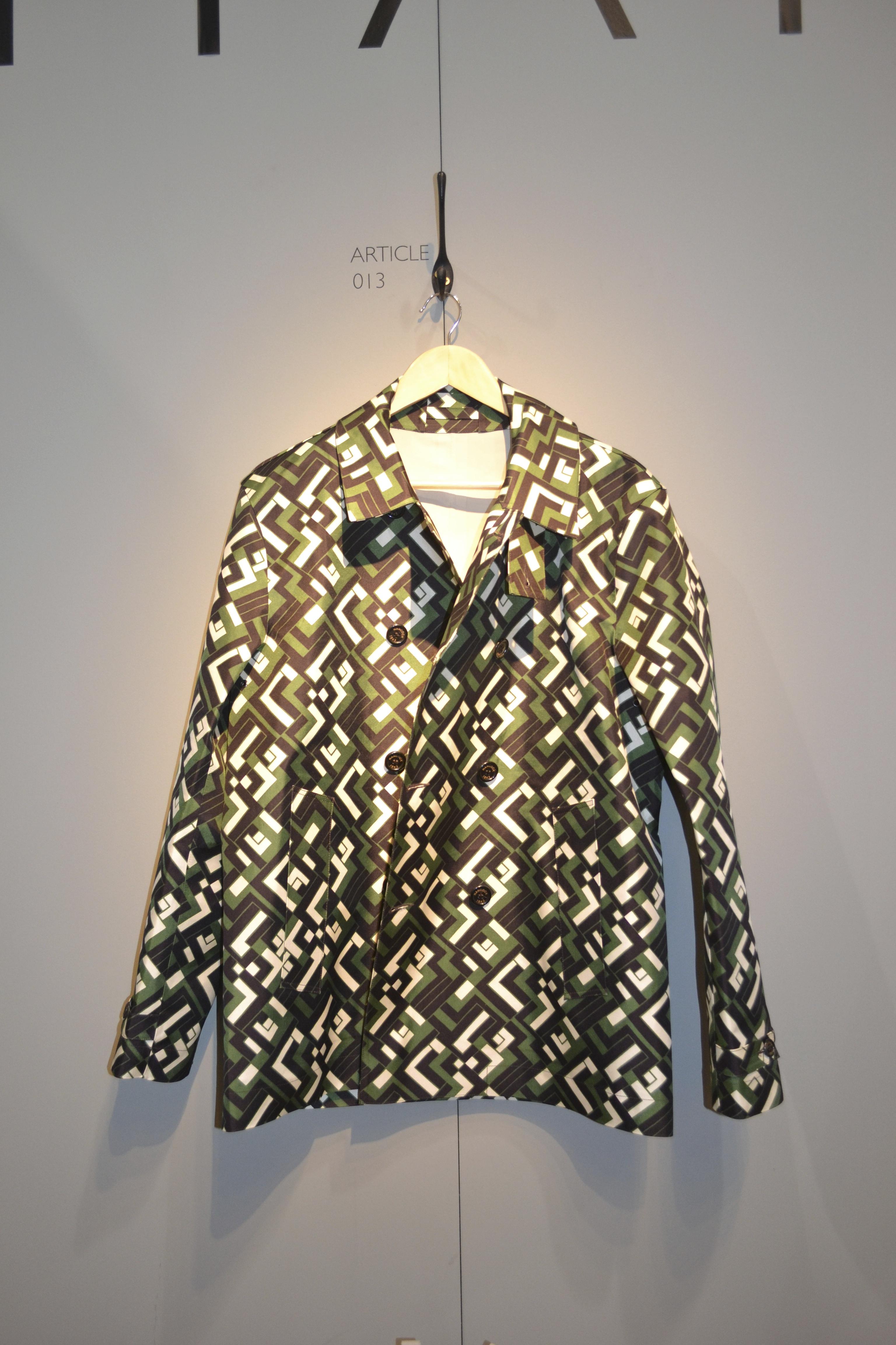 Hancock Coats at Pitti Uomo