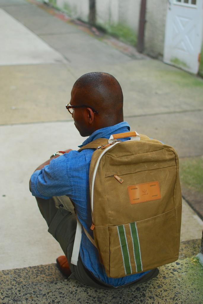 Jfold Roadster Backpack