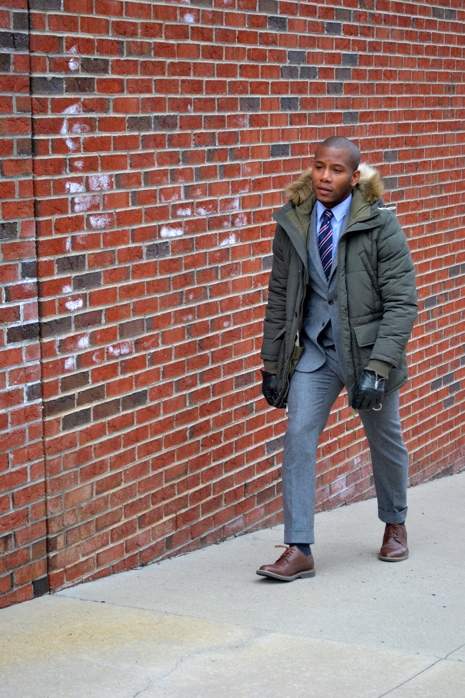 Winter Essentials: Men's Style Pro