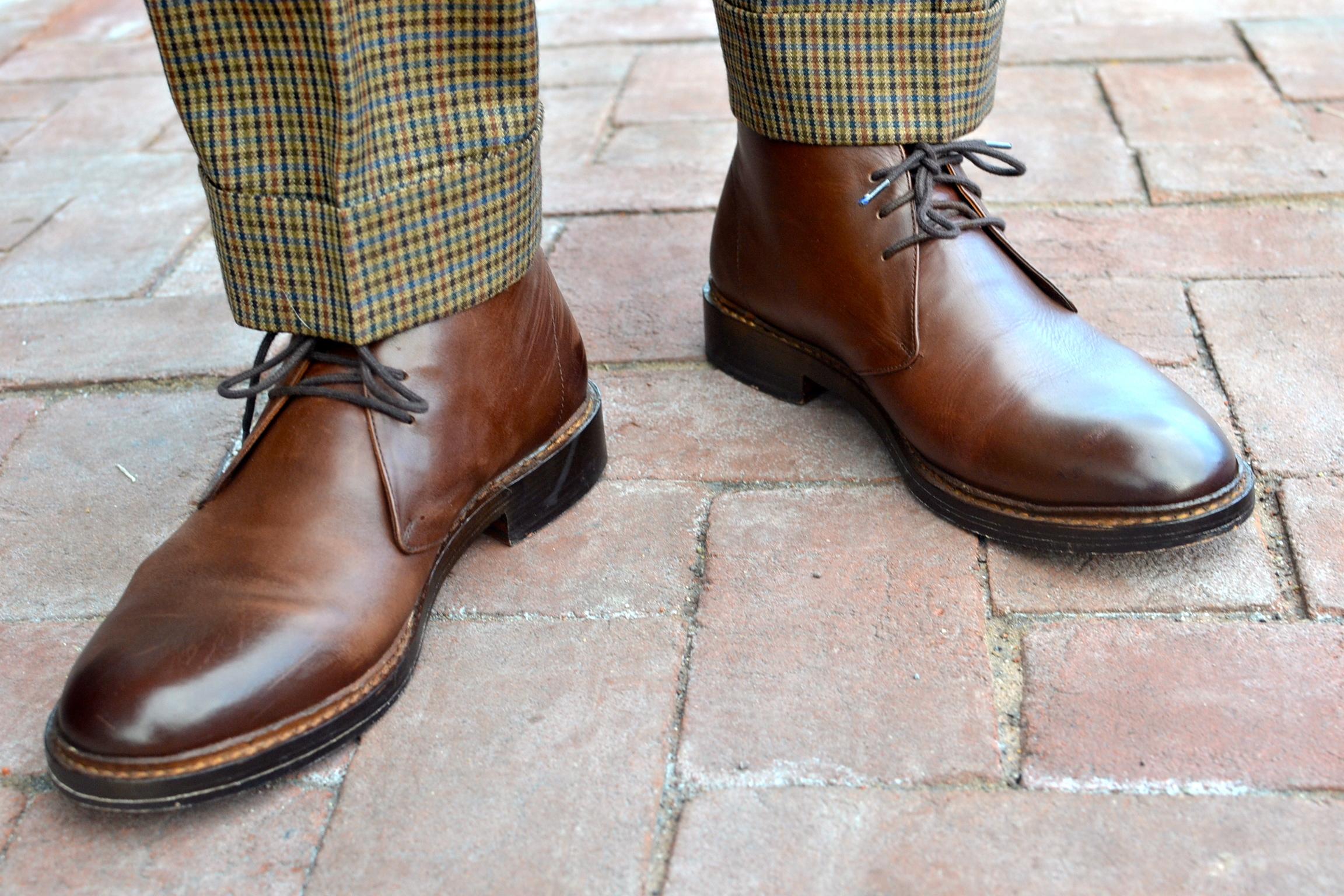 Beckett Simonon Bailey Chukka Boot
