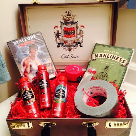 Old Spice #SmellcomeToManhood Giveaway