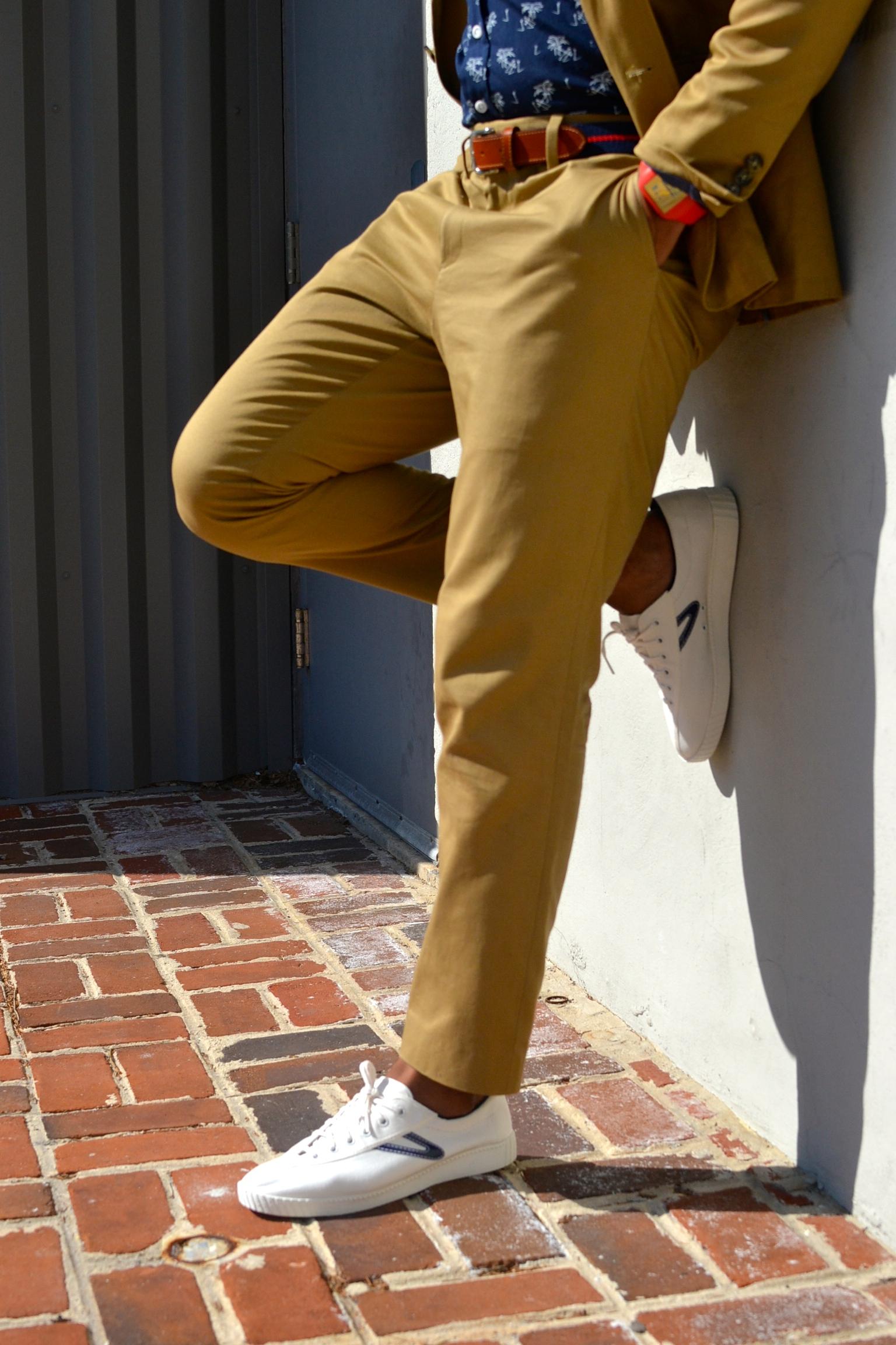 Tretorn Nylite on Men's Style Pro