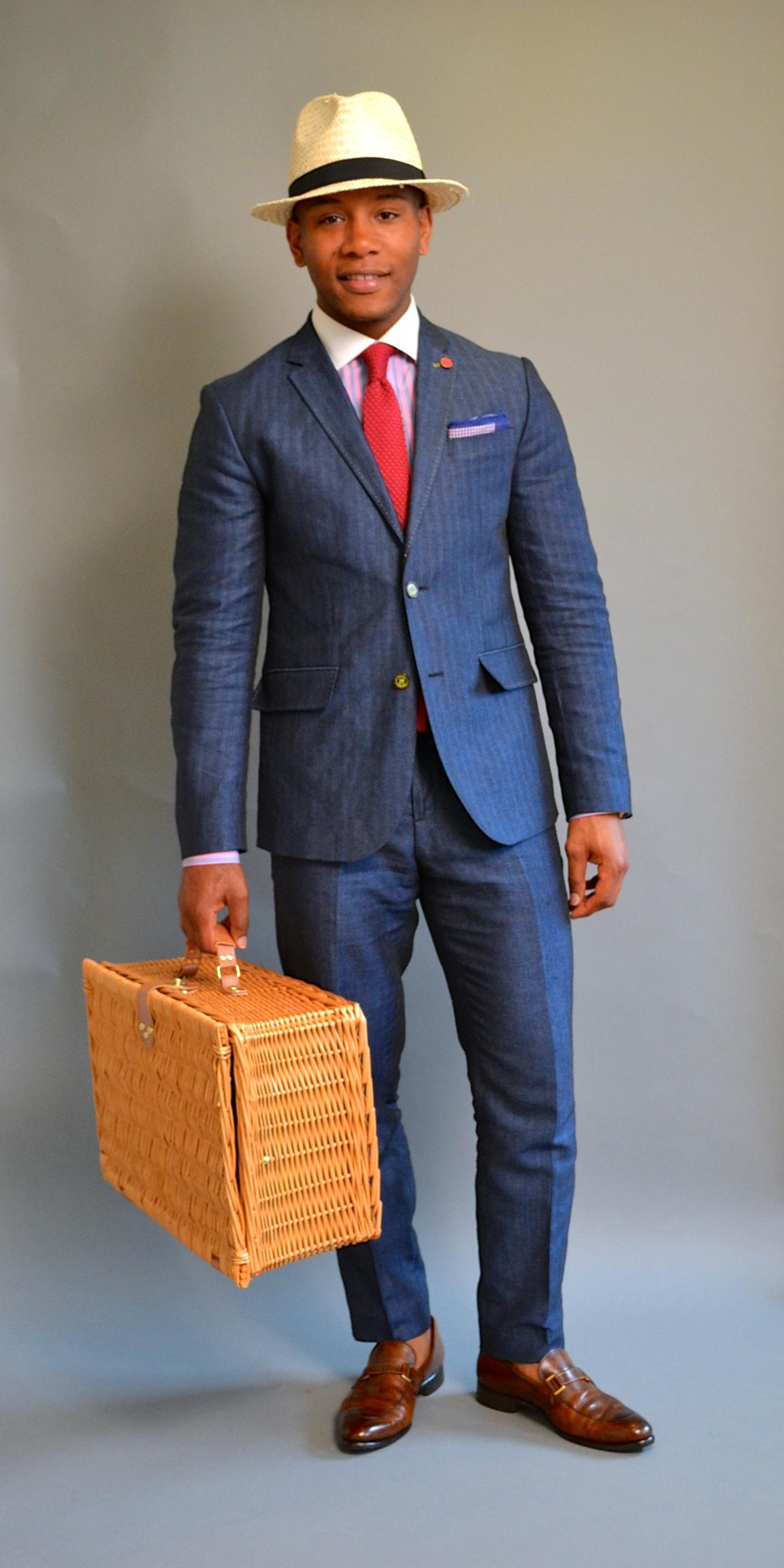 Men's Style Pro x Ted Baker