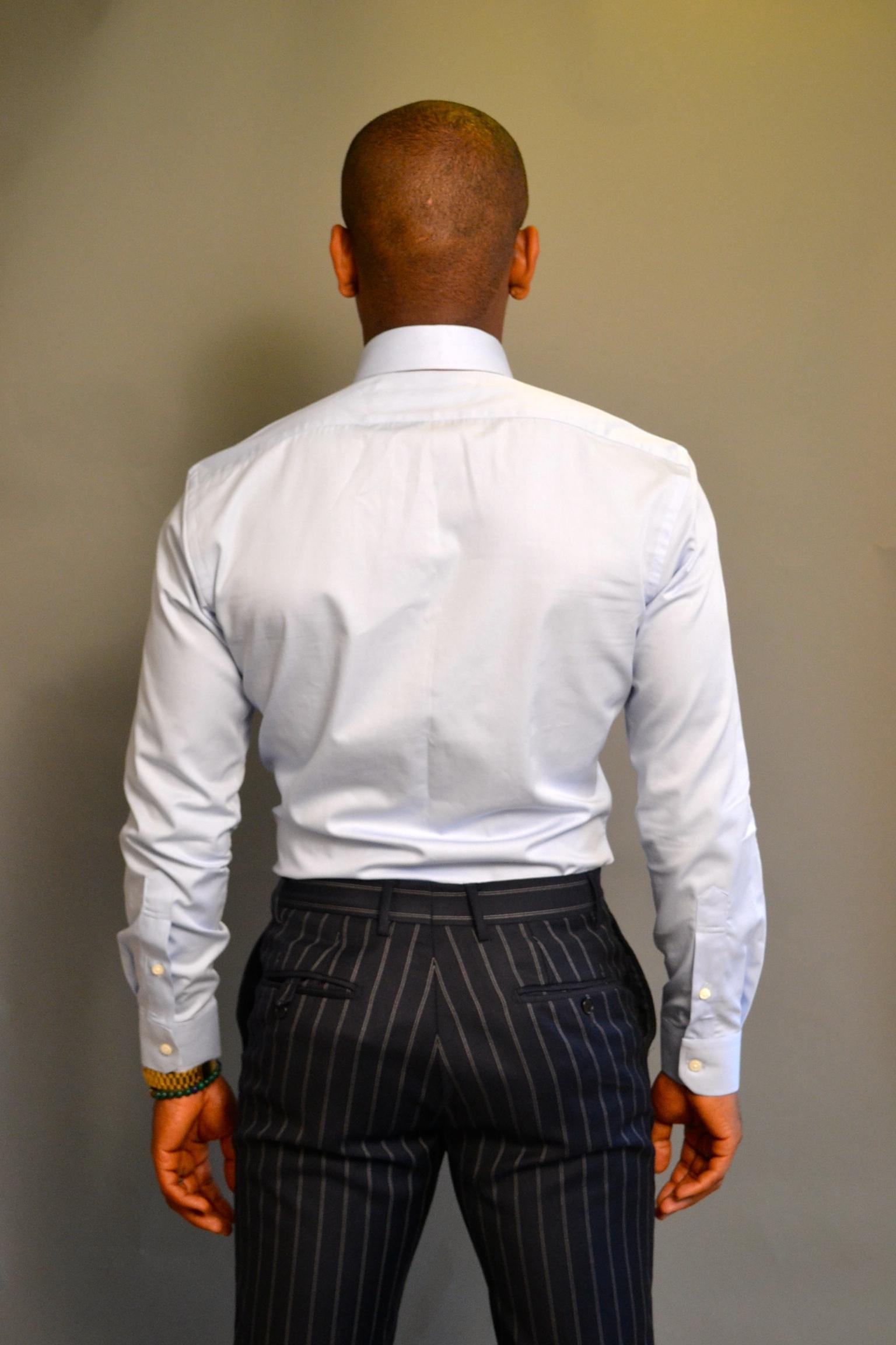 Sabir Peele in Shirt Cycle