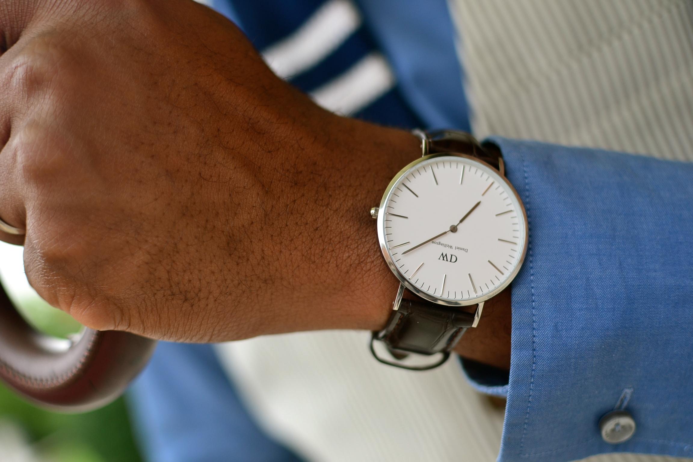 Daniel Wellington Classic York Watch