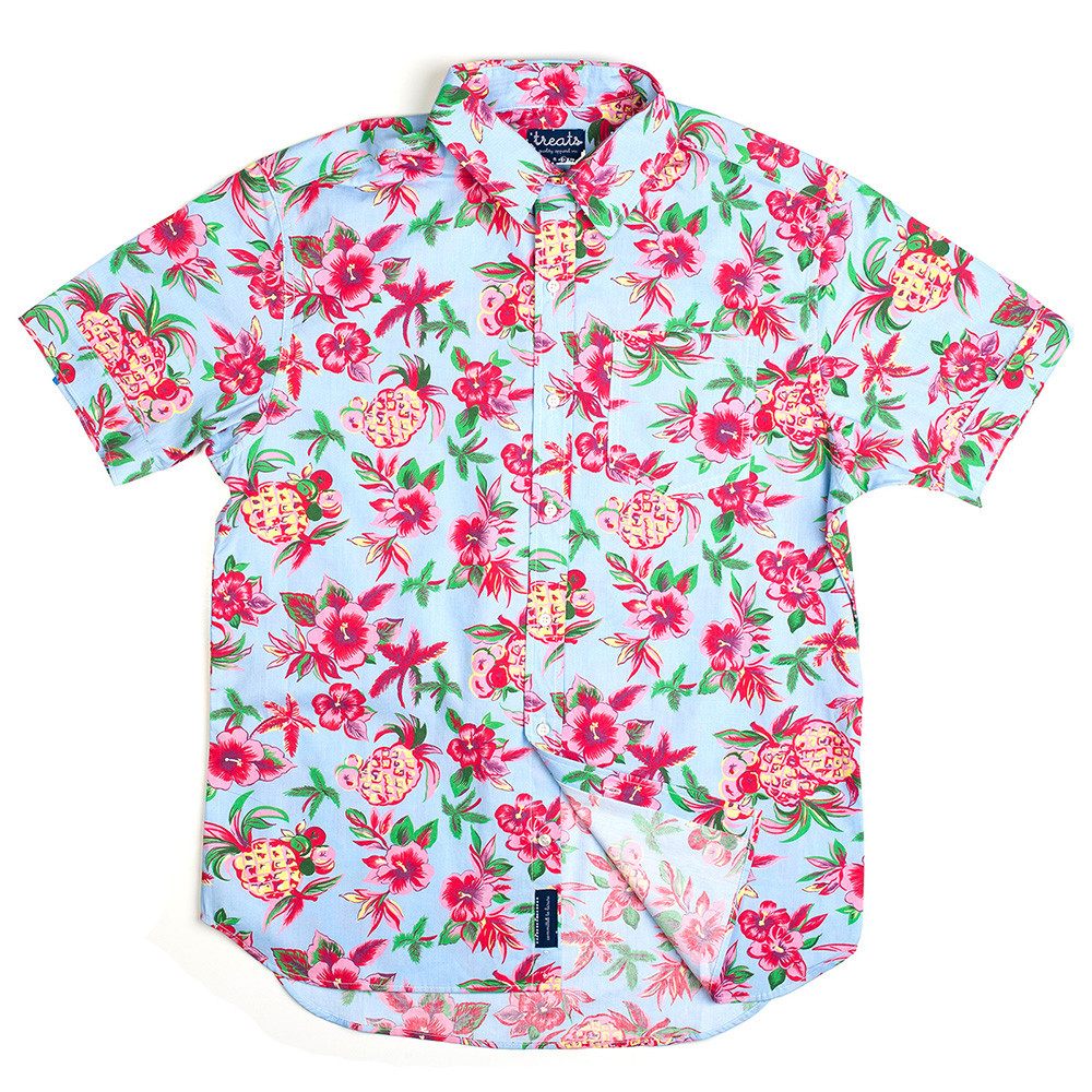 Honolulu Shirt - Treats Quality Apparel
