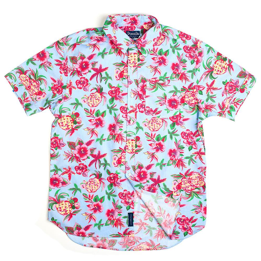 Honolulu Shirt - Treats Quality Apparel