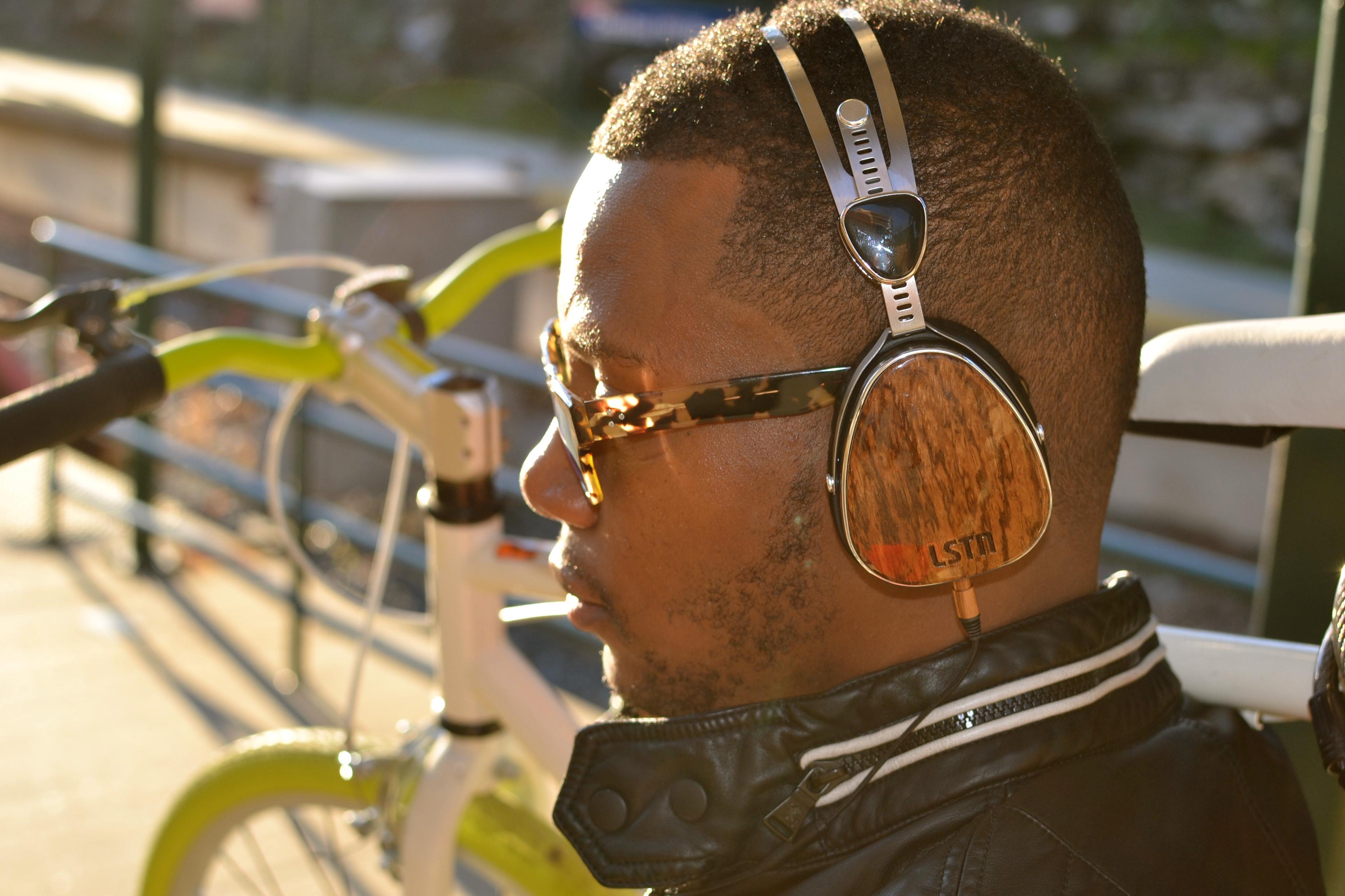 LSTN Troubadour Headphone