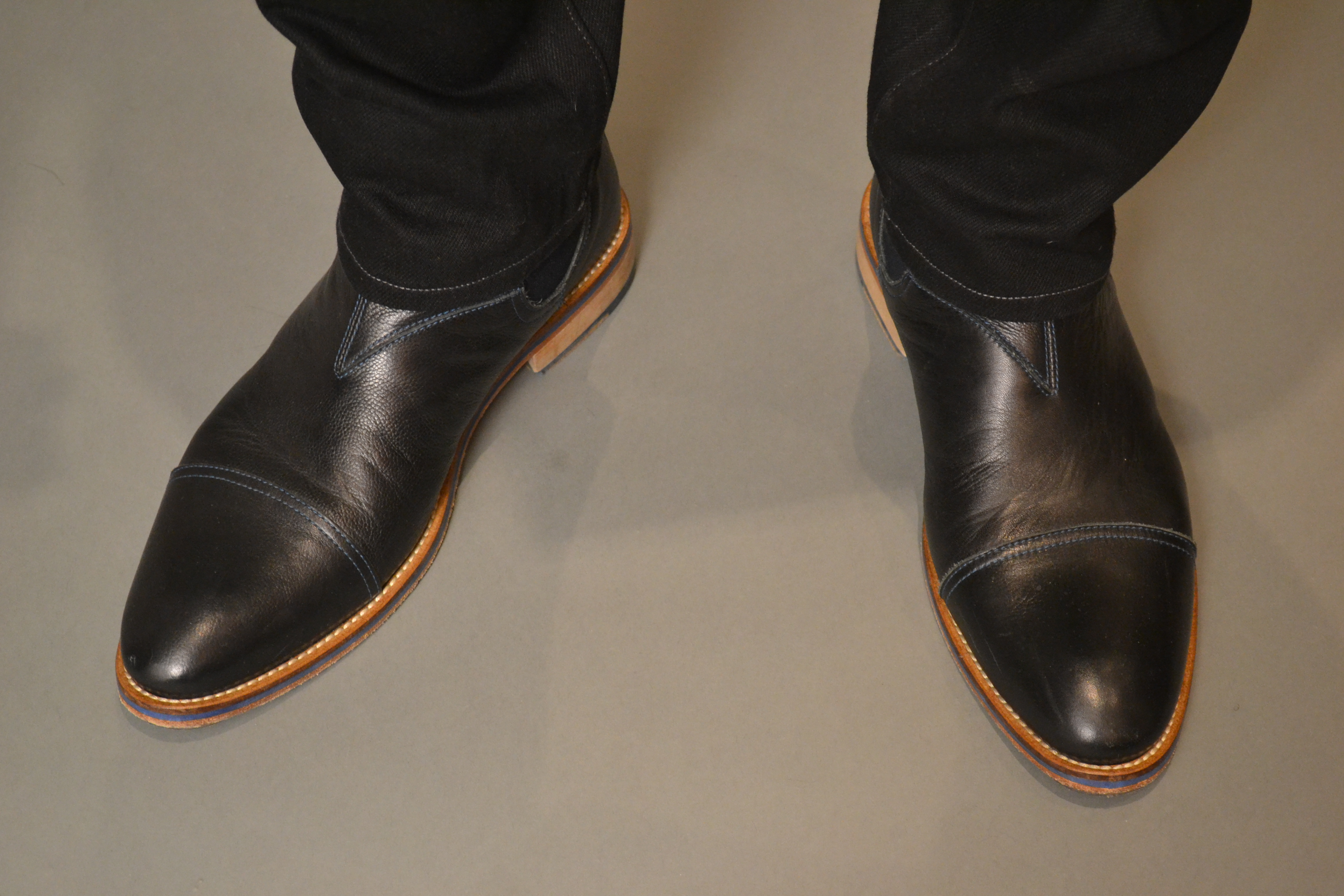 Johnston & Murphy Hannigan Boots