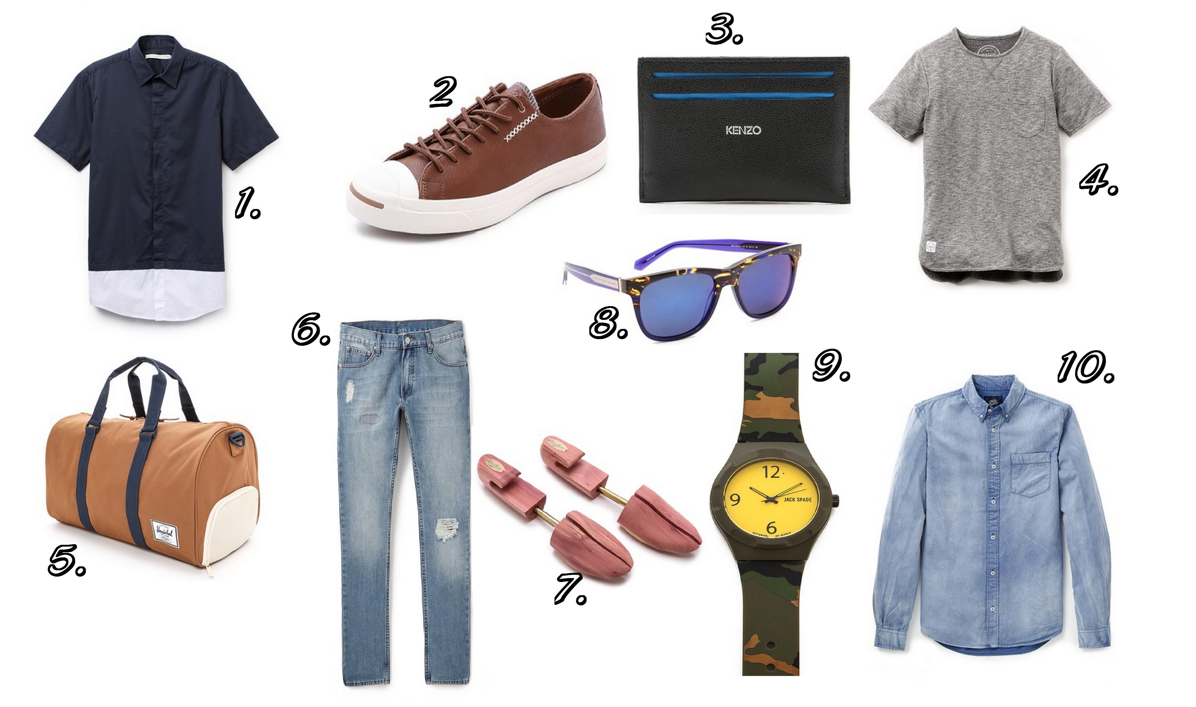 Men's Style Pro x East Dane Under $100
