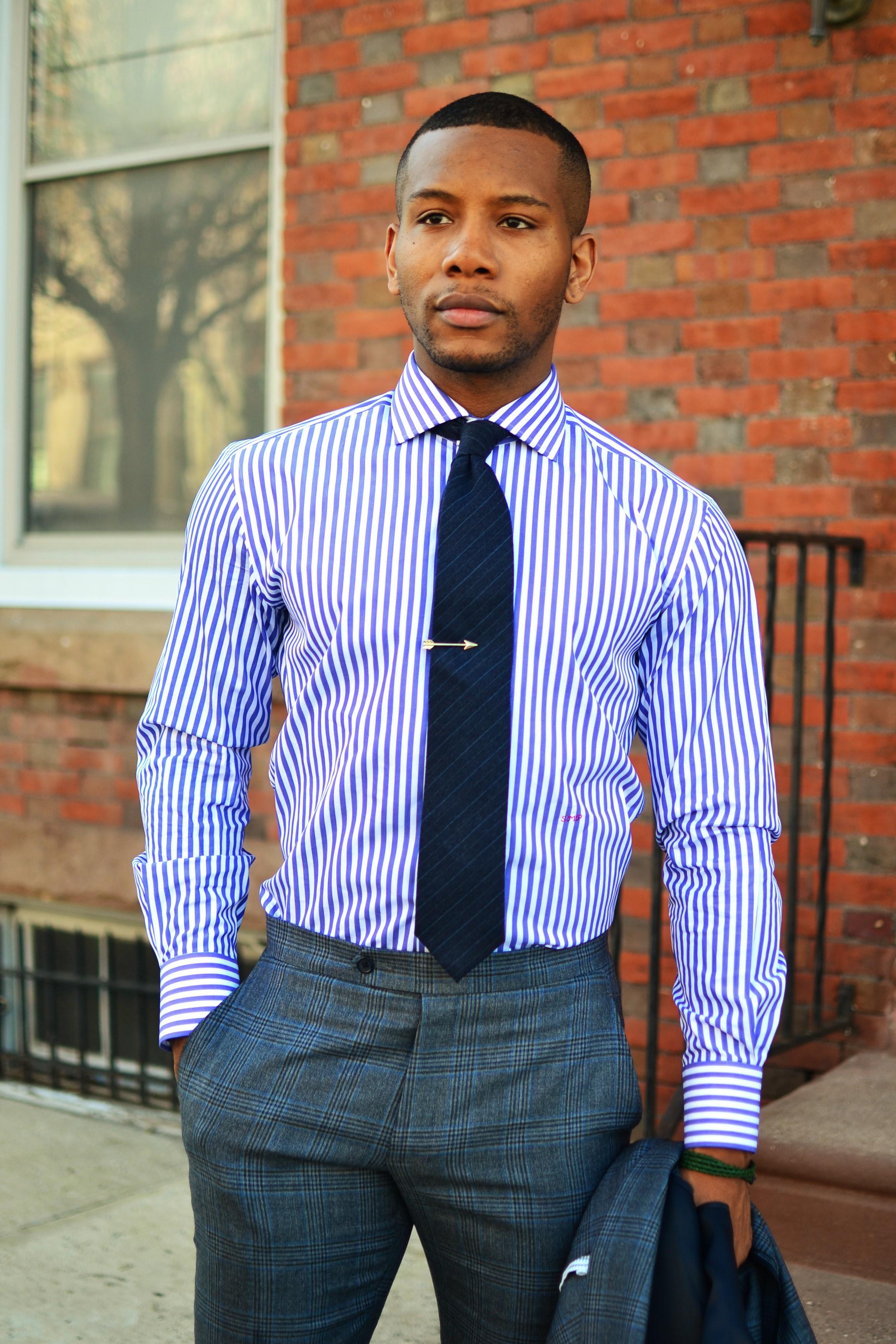 Buttons & Threads Glen Plaid Suit Review On Men's Style Pro