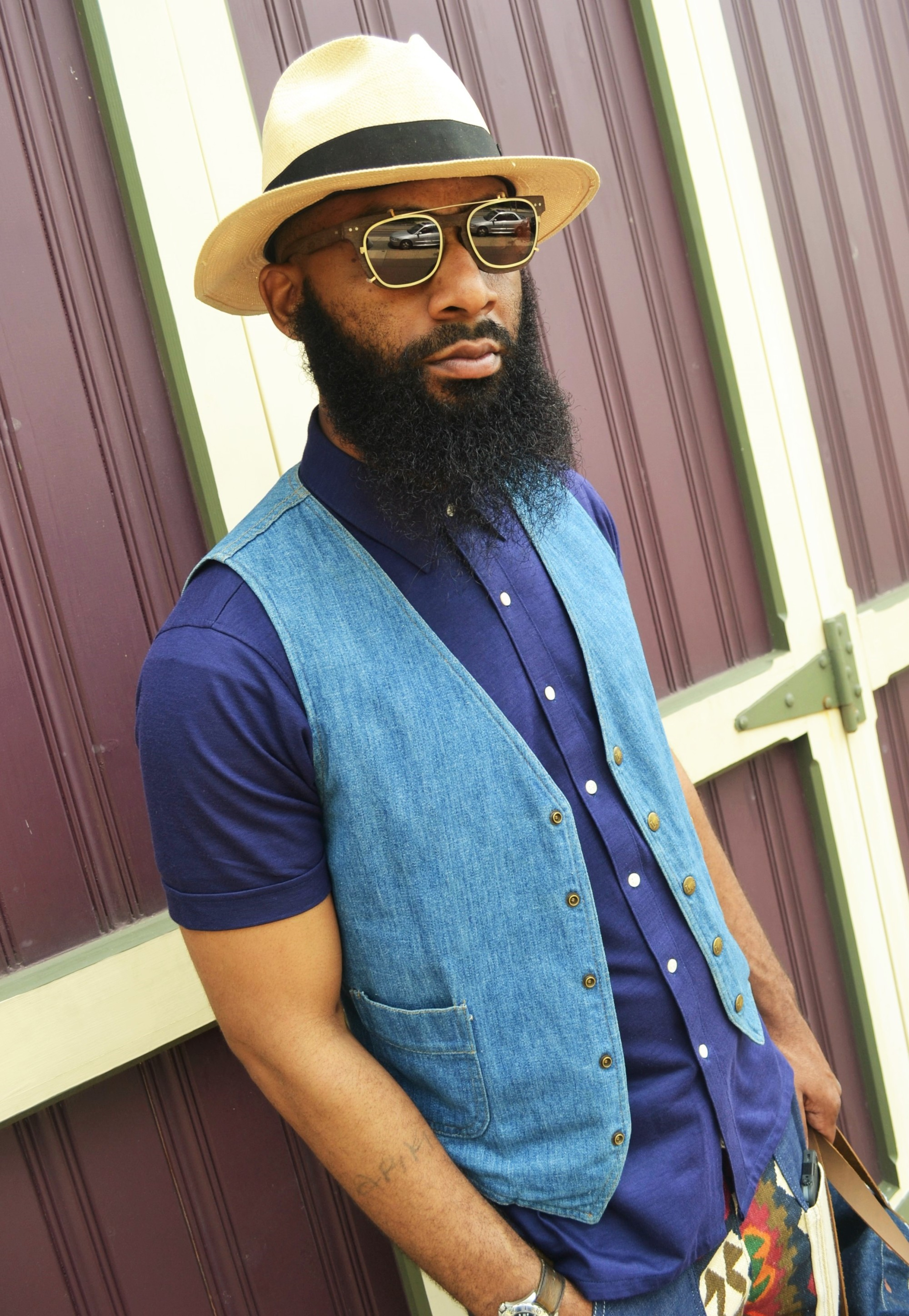 Custom Lifestyle by: Hamid Holloman on Men's Style Pro
