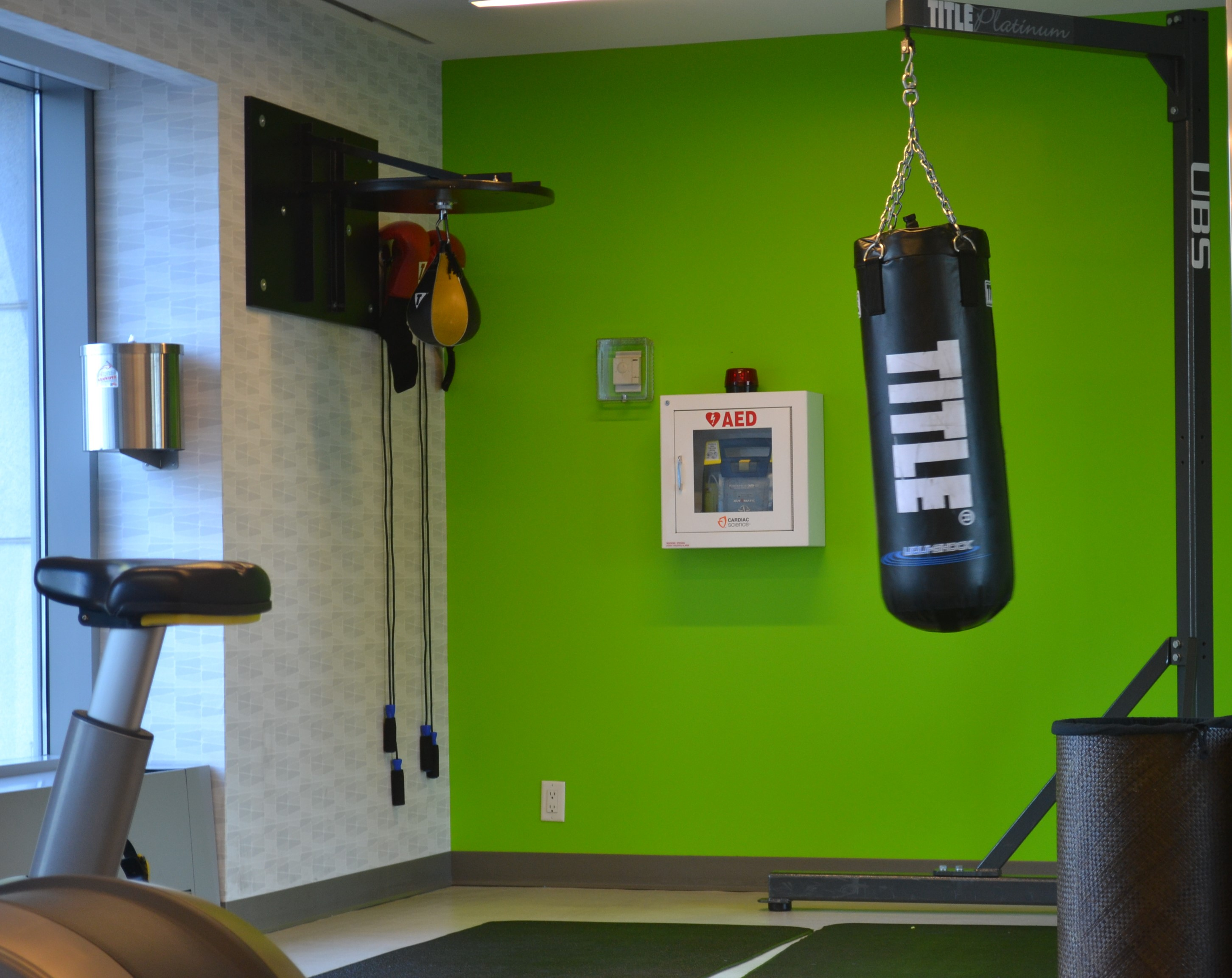 Boxing Life at FIT - W Hotel NY Downtown