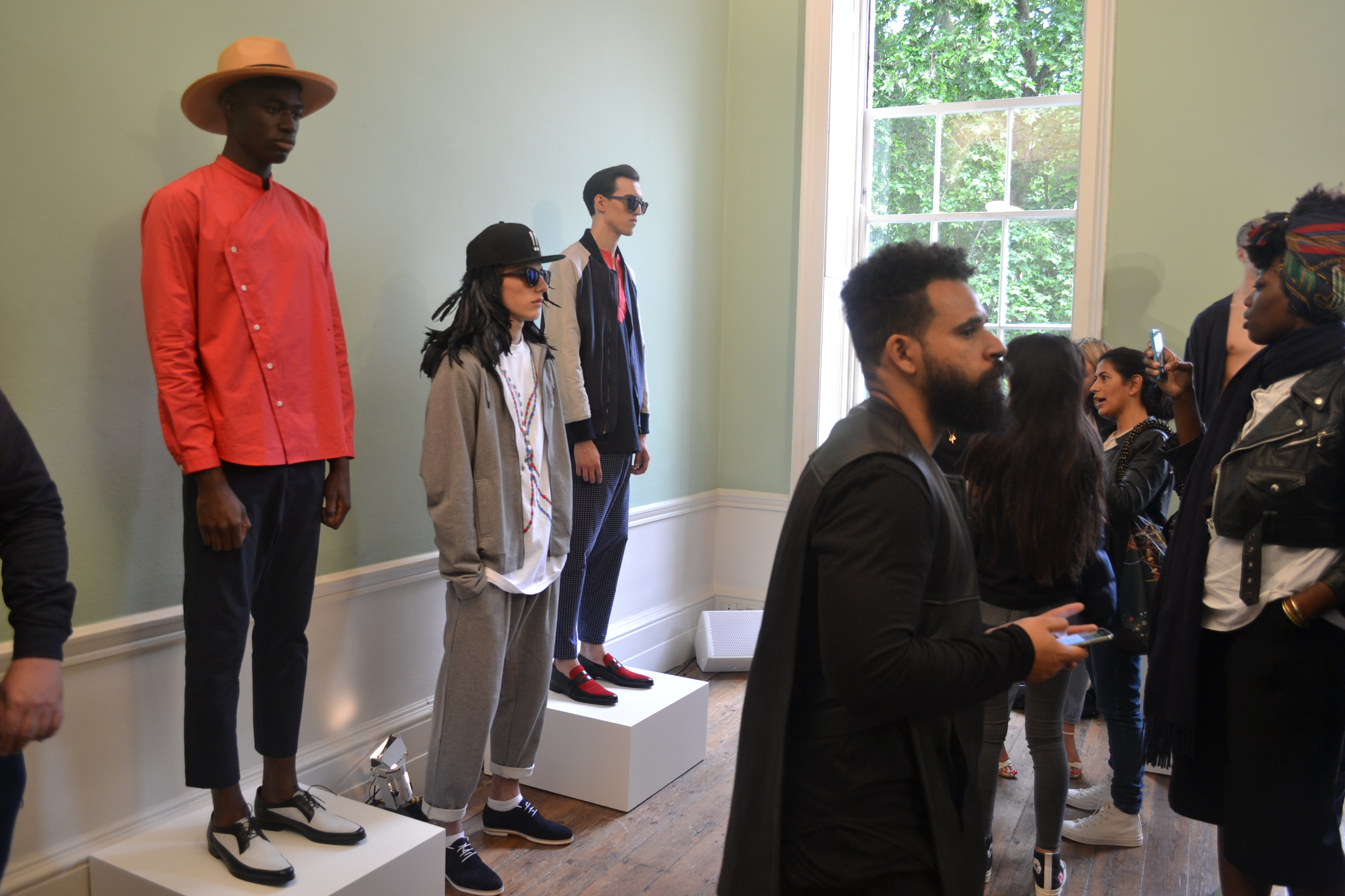 London Collections Men Day 2