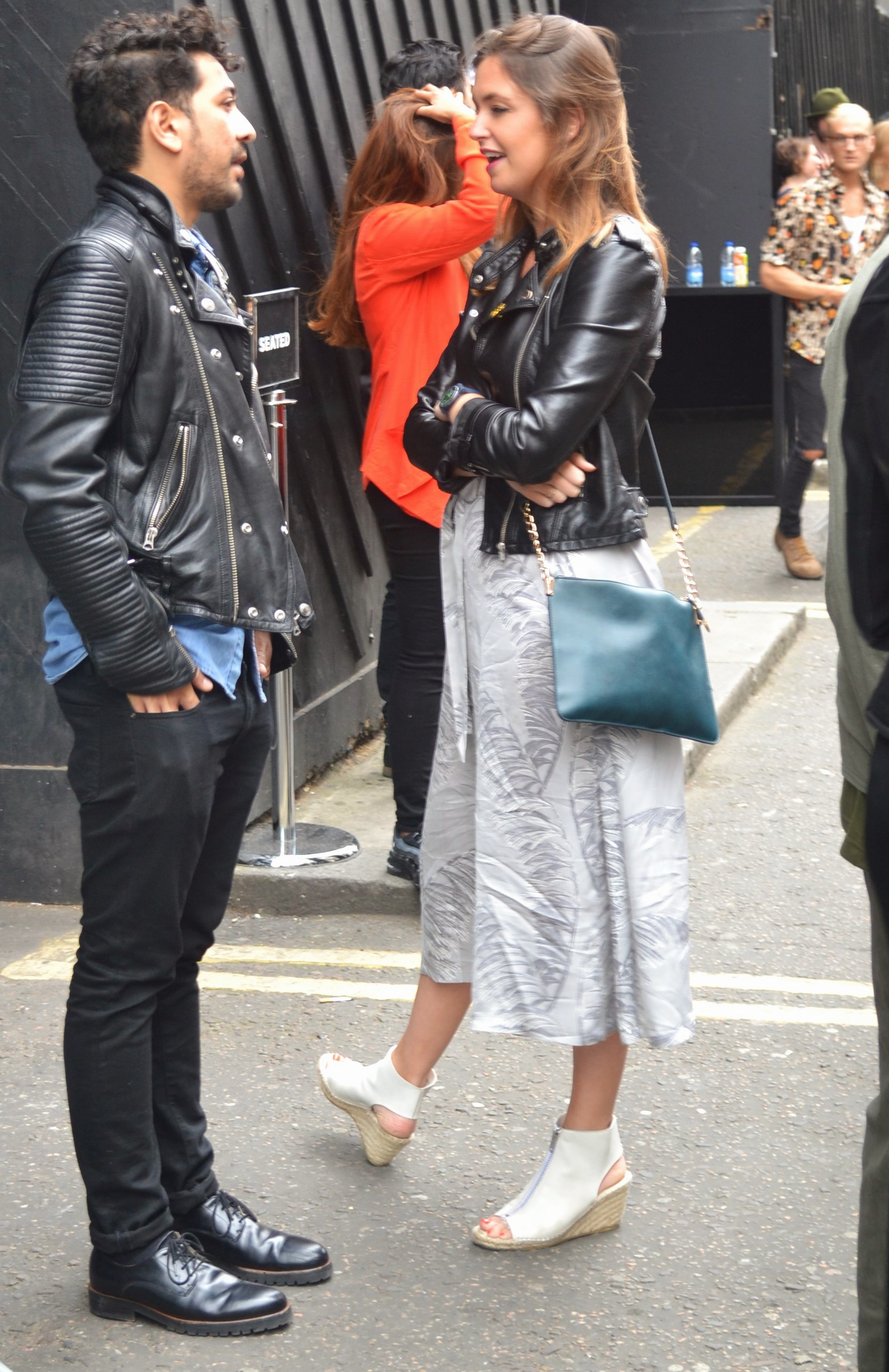 London Collections Men Street Style Day 3 & 4