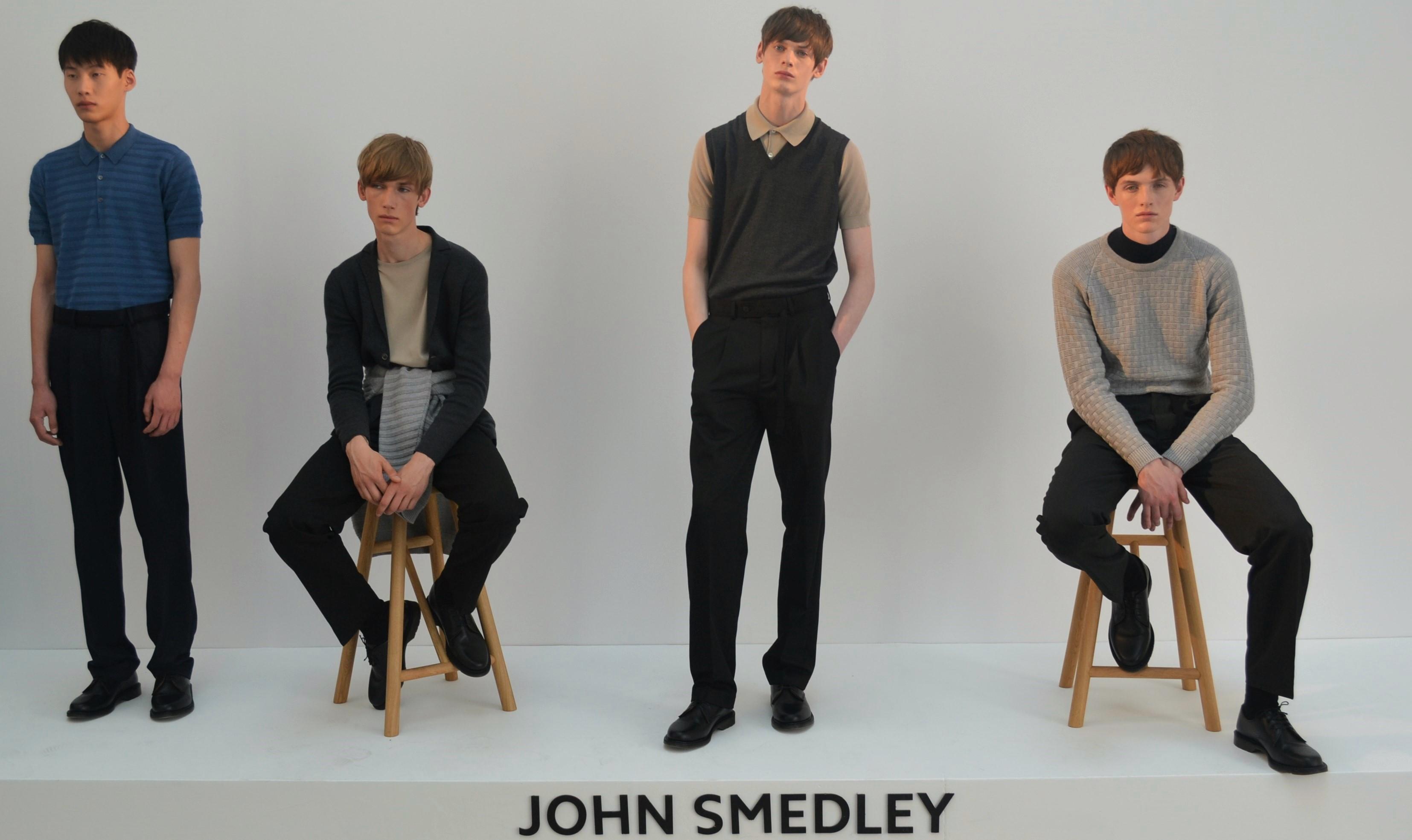 John Smedley LCM SS16 Presentation