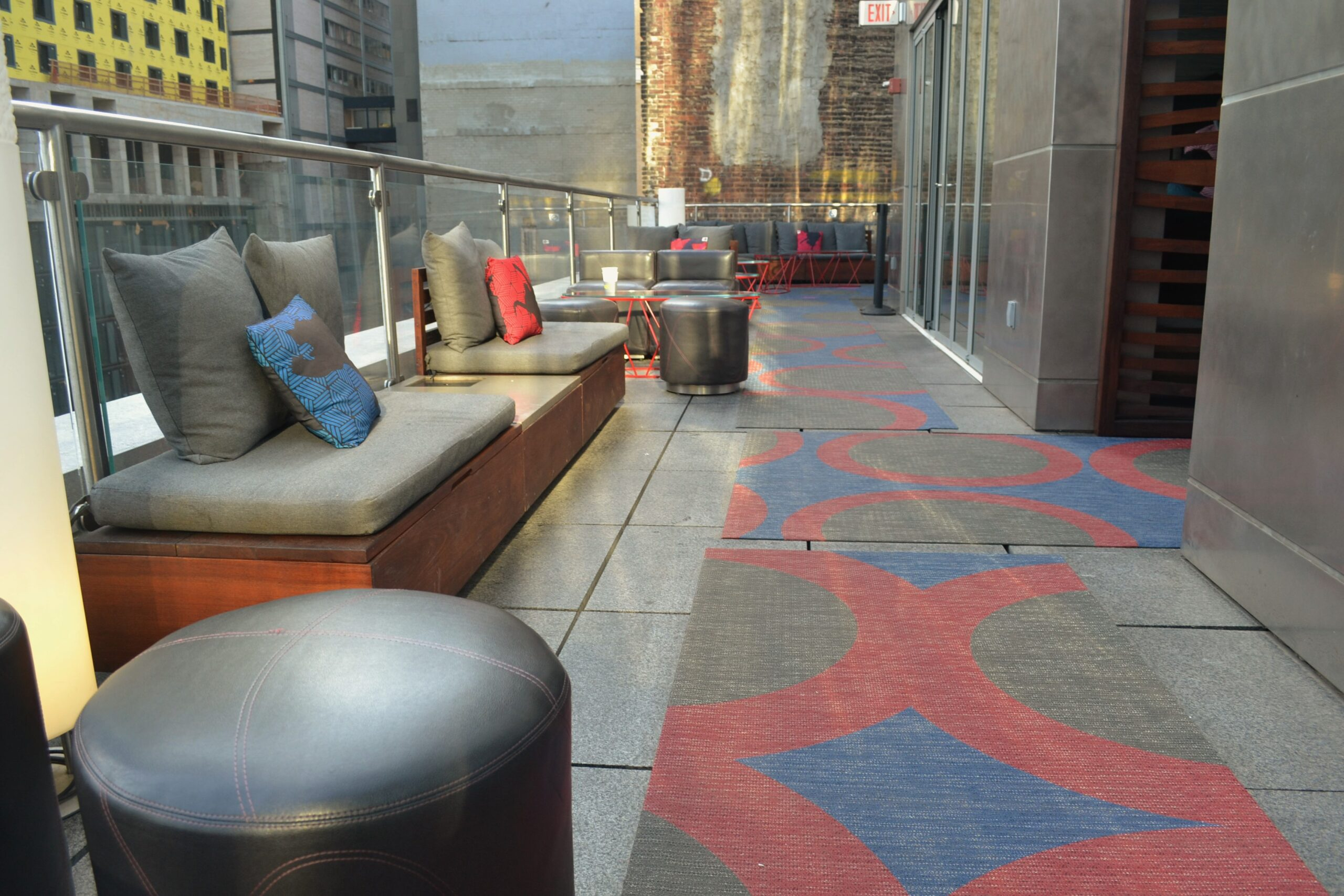 The Terrace At W Hotel NY Downtown