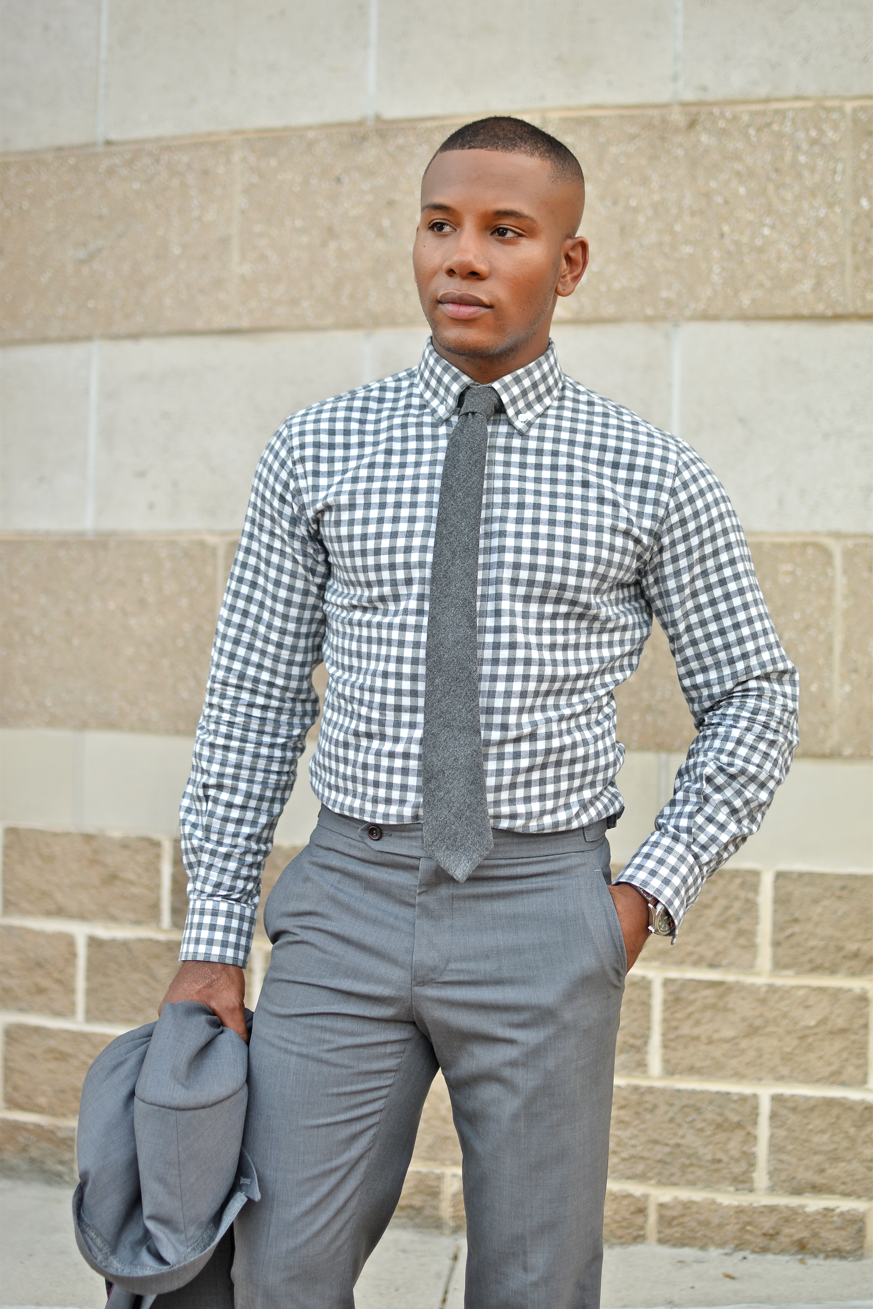Men's Style Pro x Oliver Wicks Shirt Collaboration