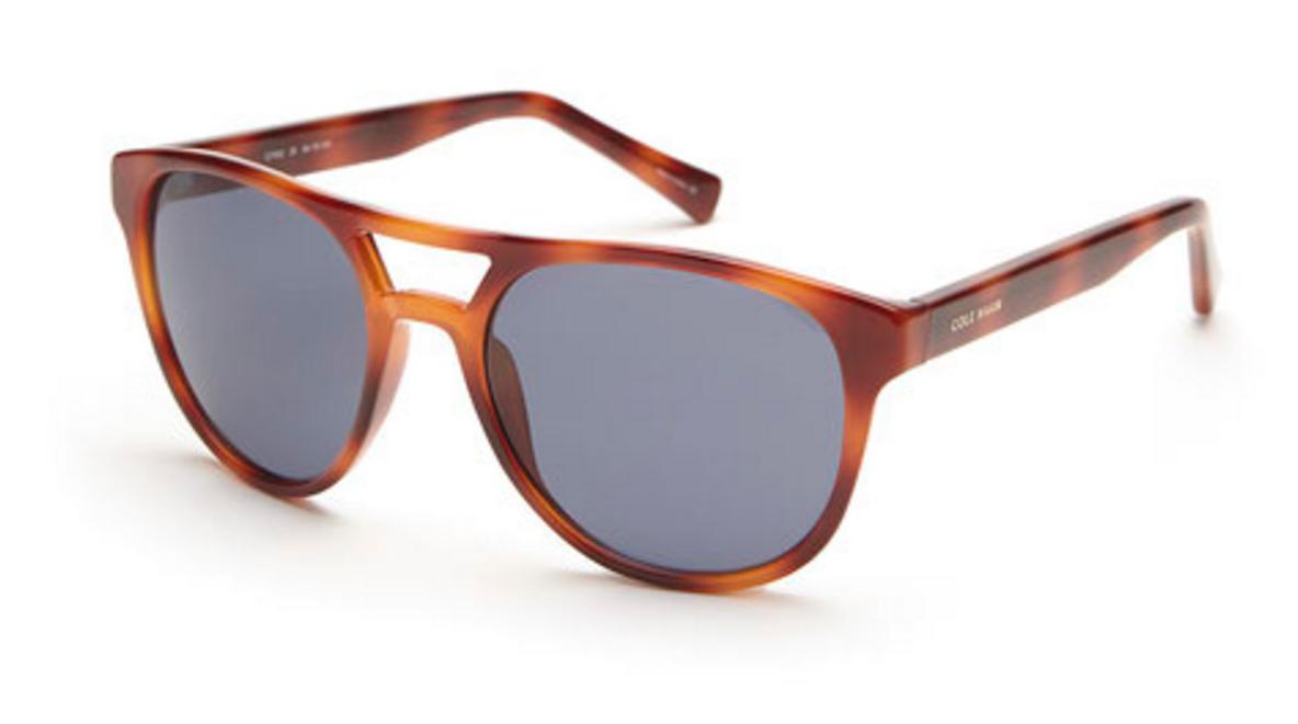 Cole Haan C7082 Honey Tortoiseshell-look Wayfarer Sunglasses c21 stores