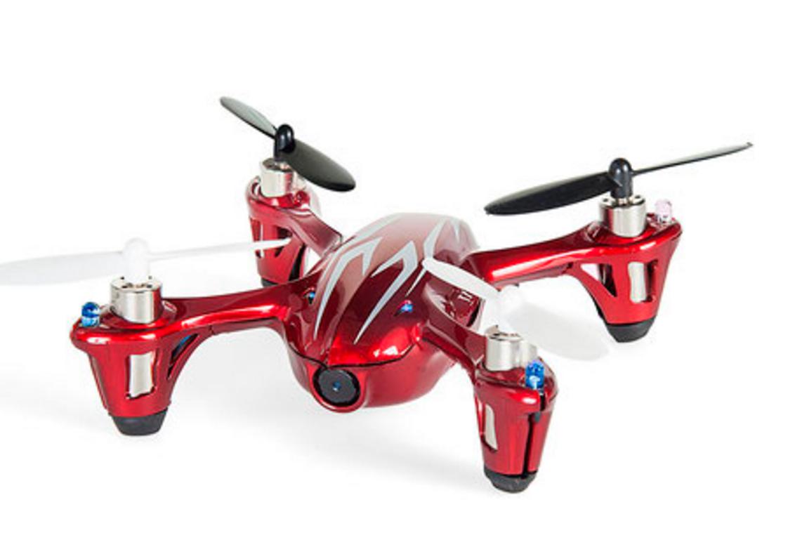 Hubsan HD Camera Quadcopter