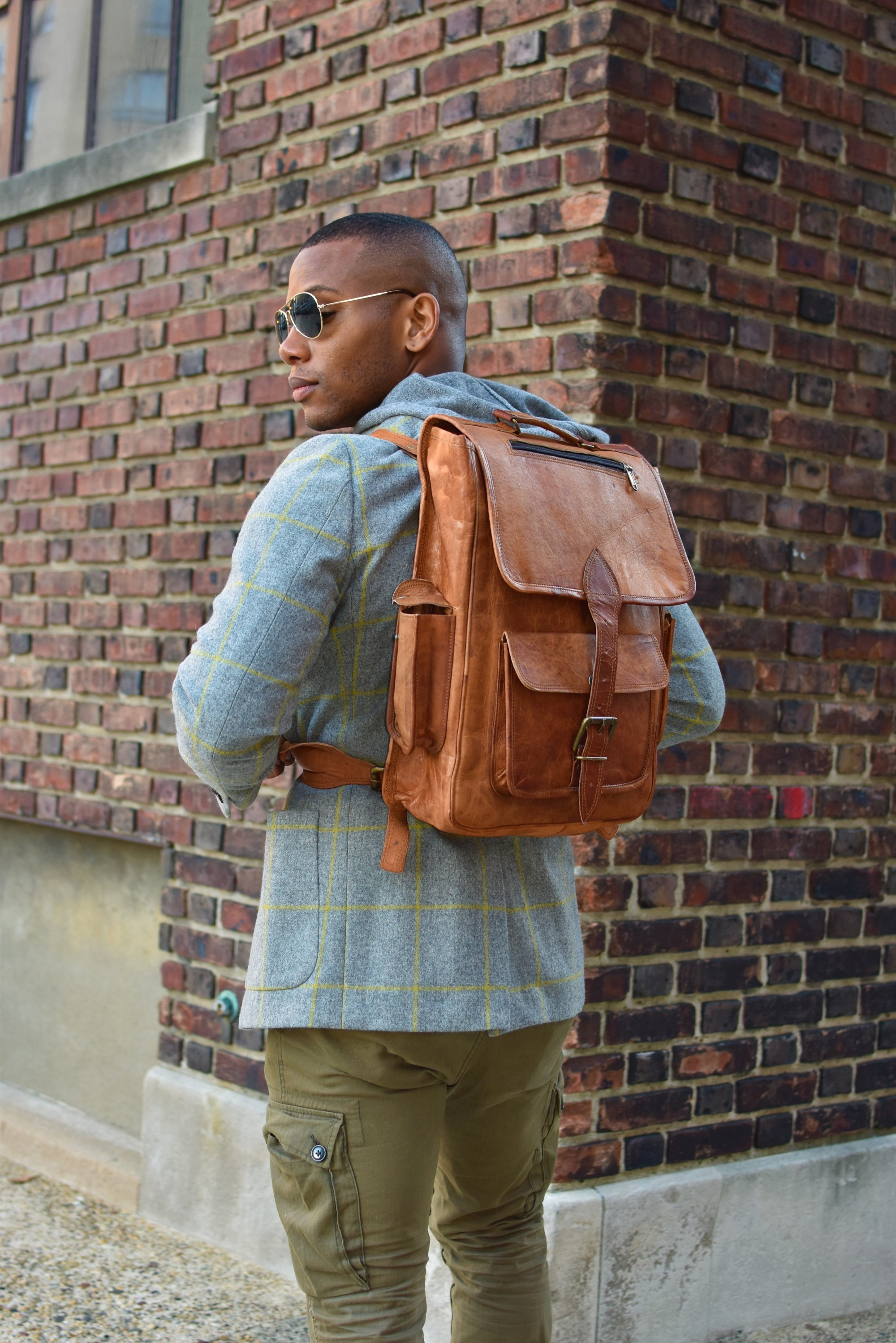 Product Review The High On Leather Vintage Leather