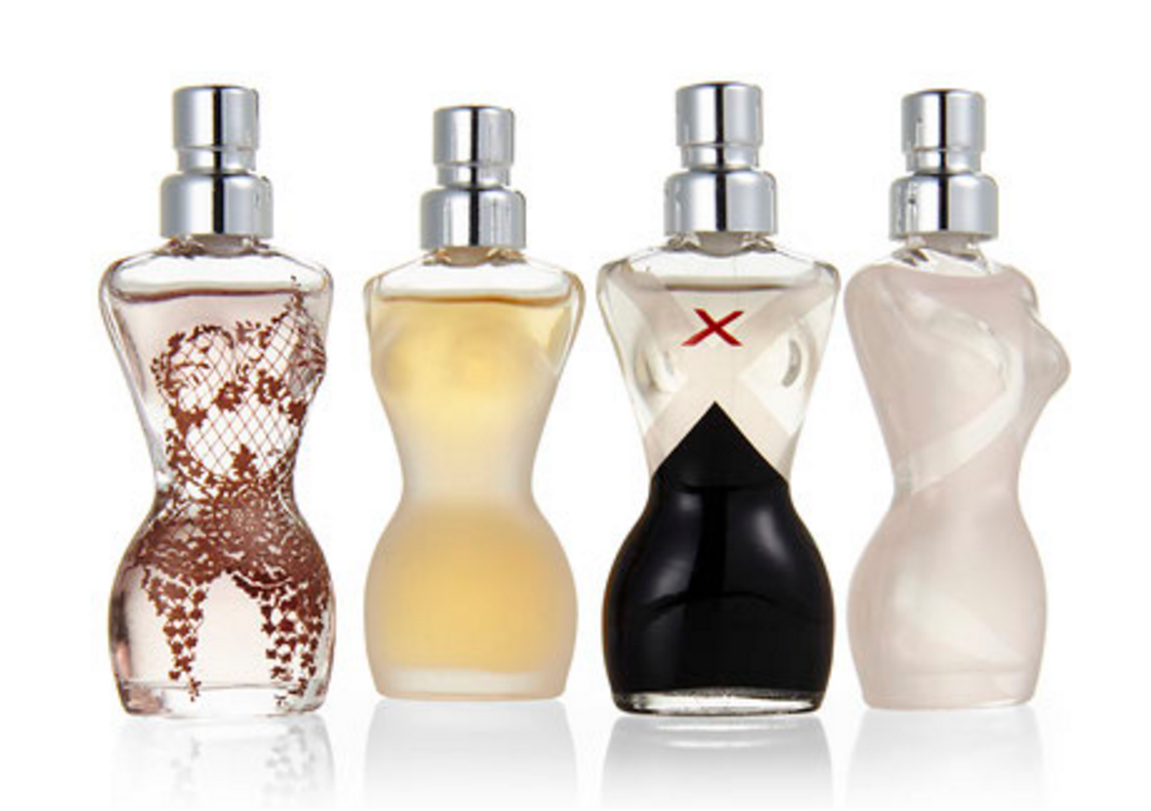 Jean Paul Gaultier Classique 4 Piece Fragrance Sampler