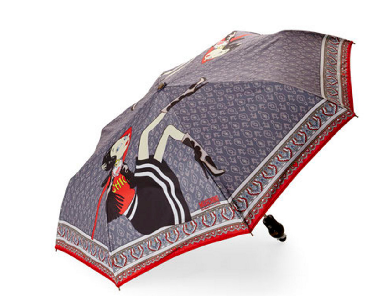Moschino Cheap and Chic Cowgirl umbrella