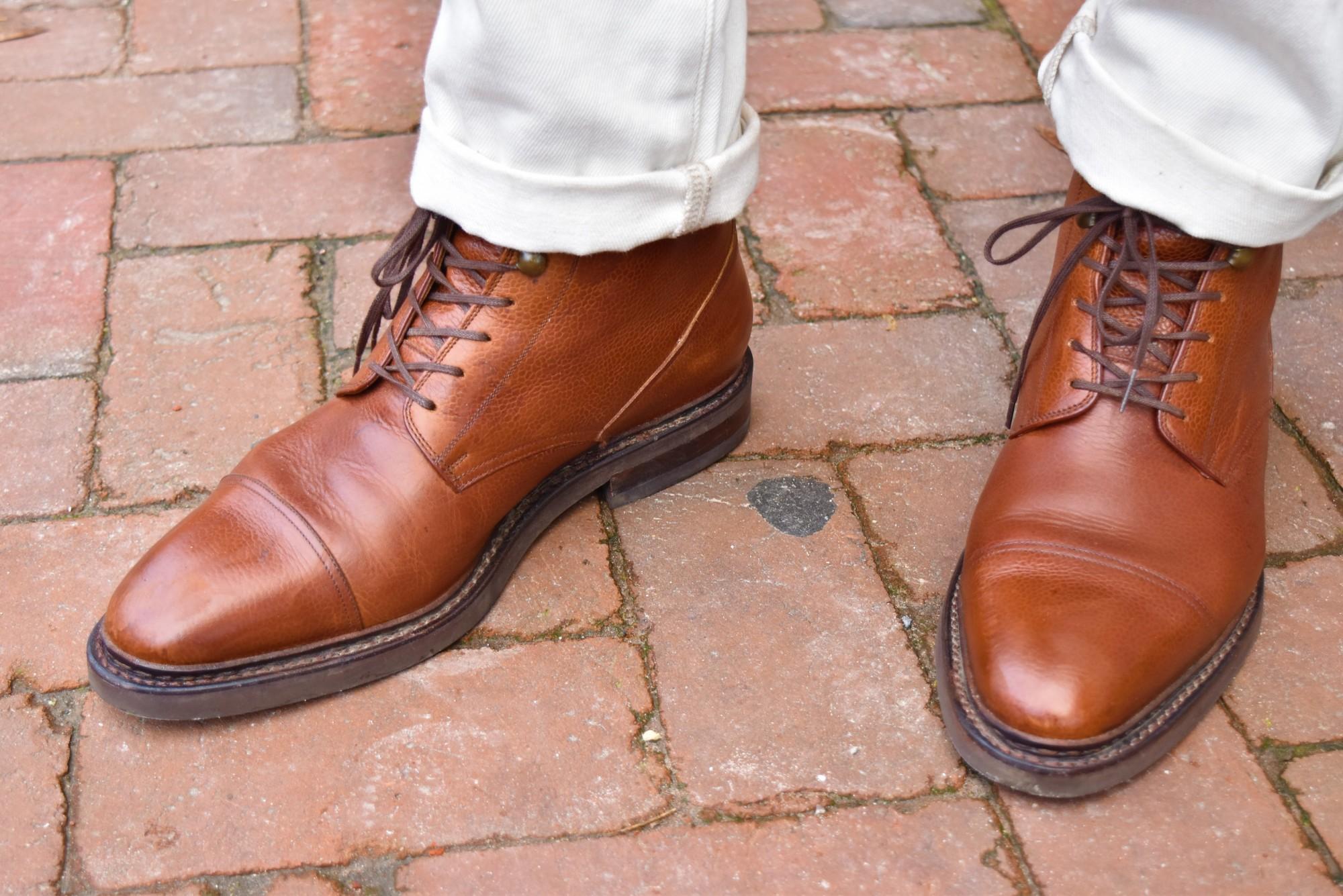 Cobbler Union George Boot