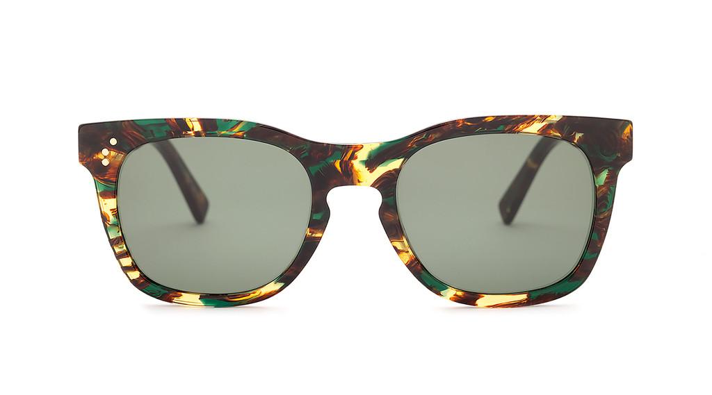 Tweed Jungle Sunglasses by Shauns California