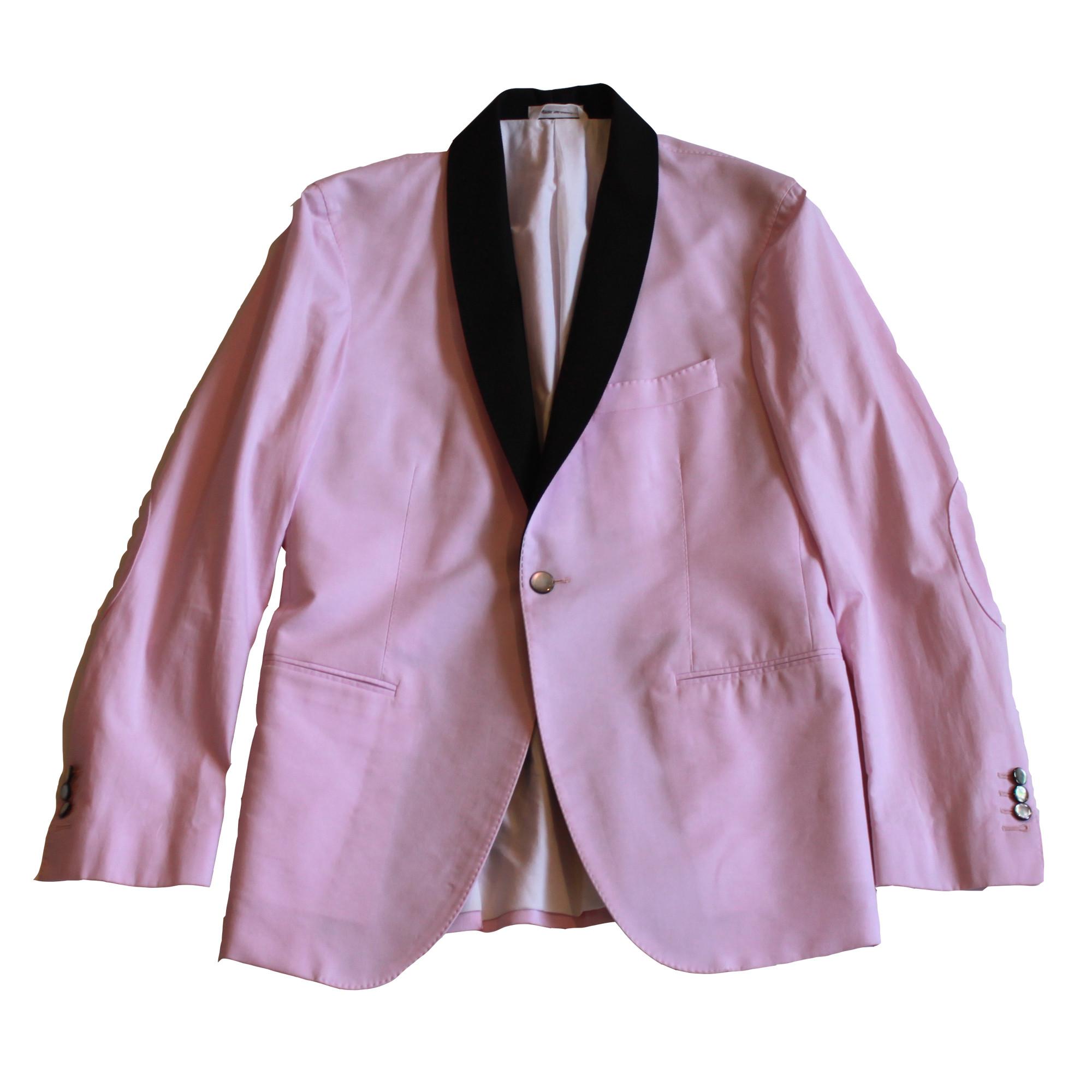 Michael Bastian Formal Jacket - Pink Oxford
