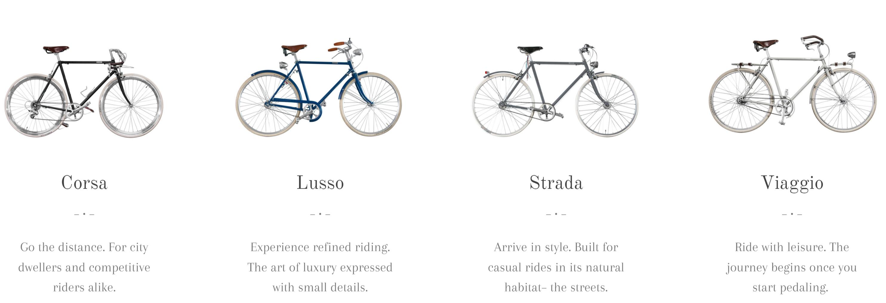 heritage division bikes