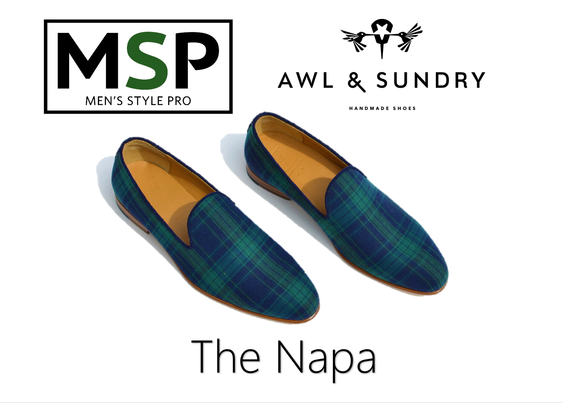 MSP x AS The Napa Slipper Aerial