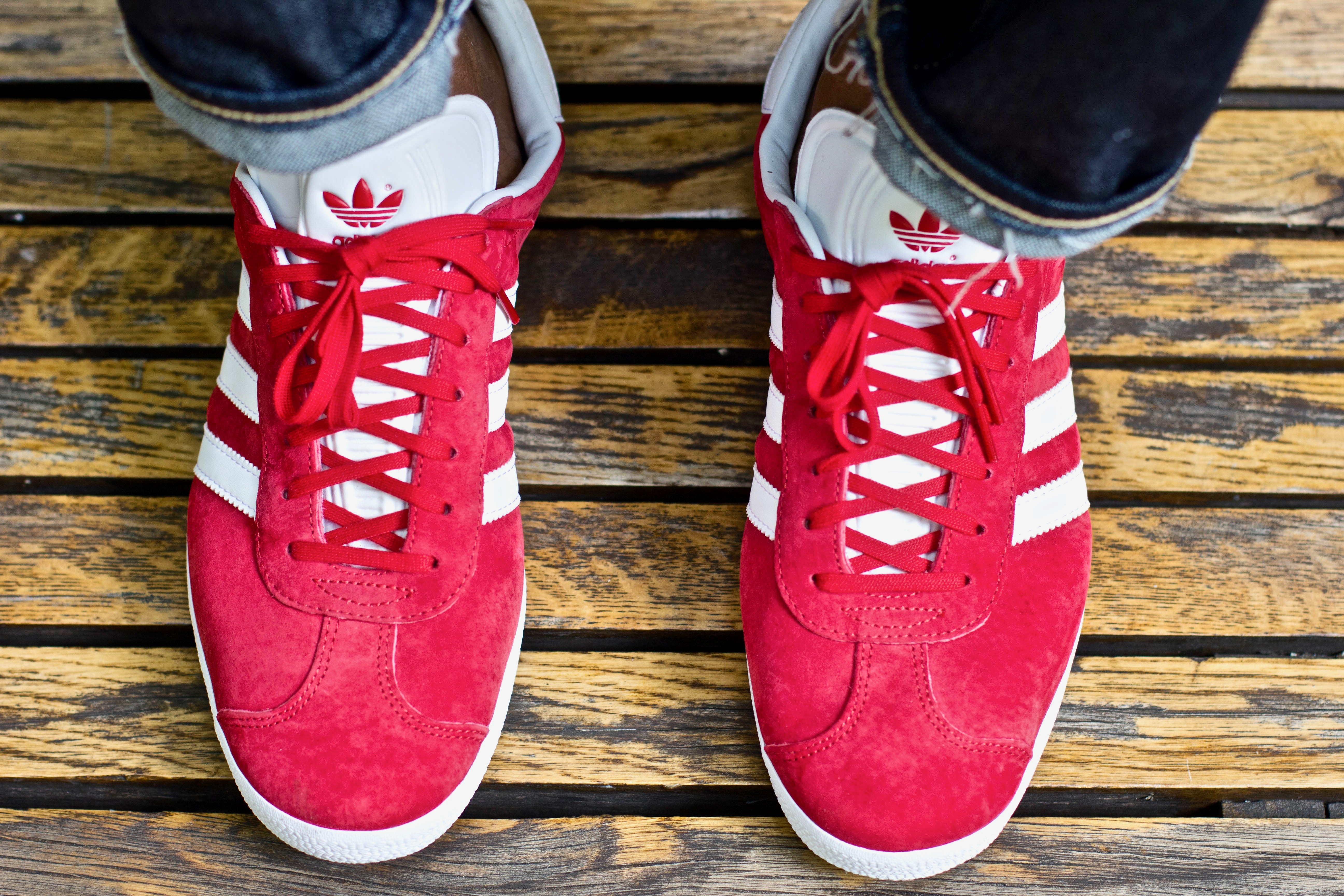 The Resurgence Of The Luxe Suede Adidas Gazelle Men S Style Pro