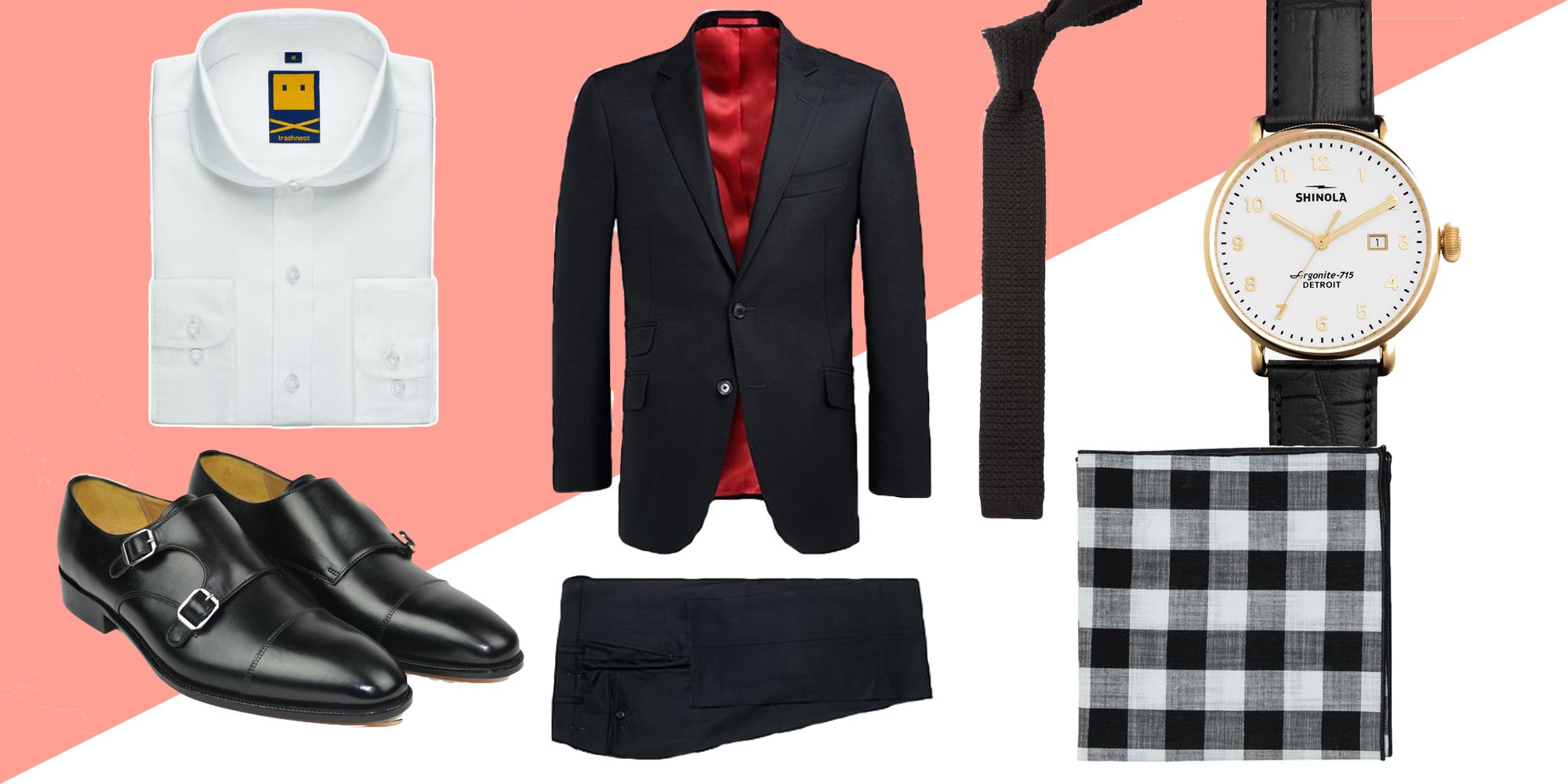 EliteSingles x Men's Style Pro Valentine's Day Style Formal Look