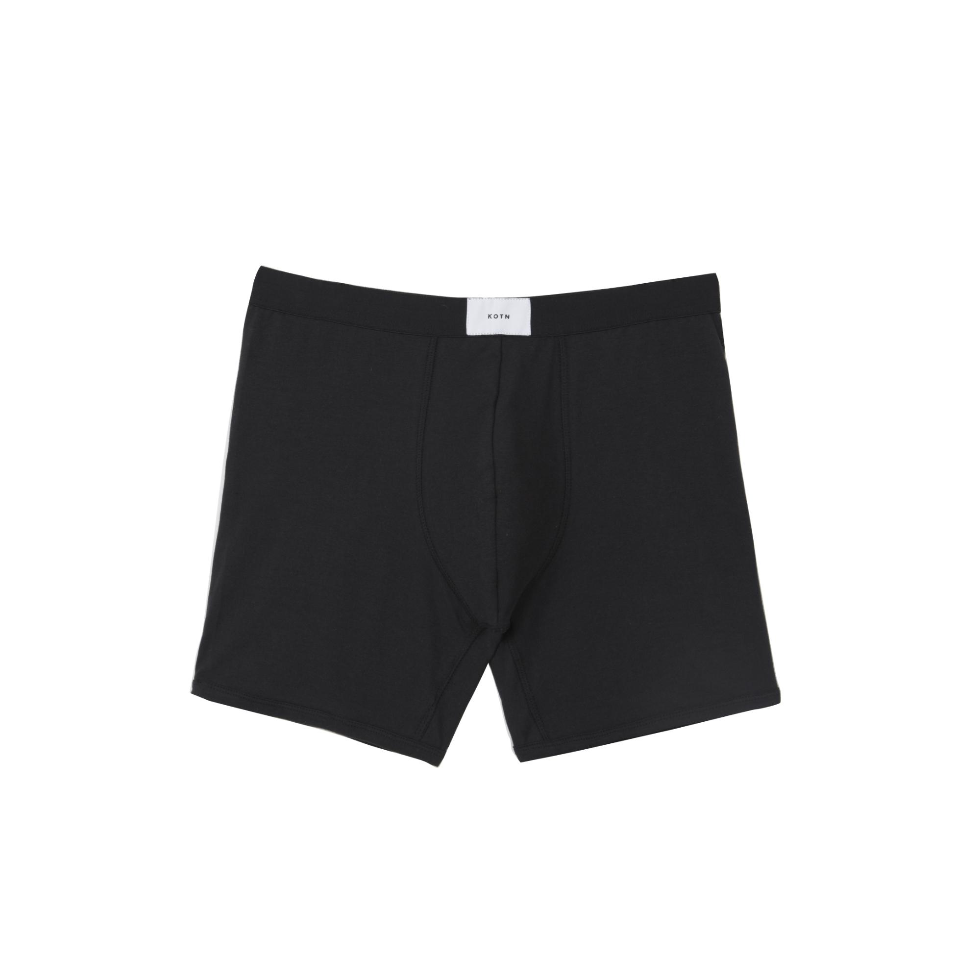 Kotn Black Underwear
