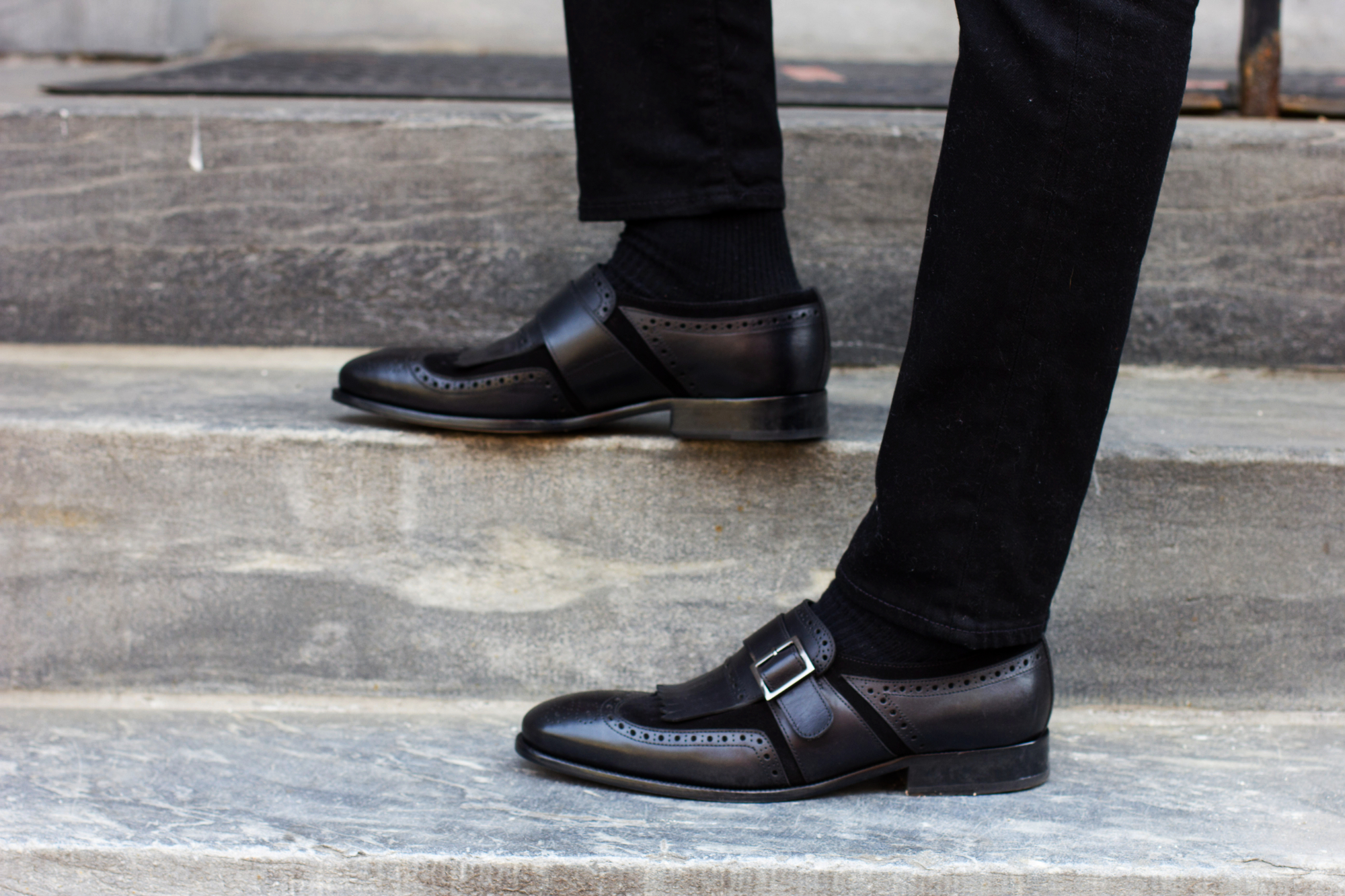 Kiltie Loafer by Cobble & Hyde on Men's Style Pro
