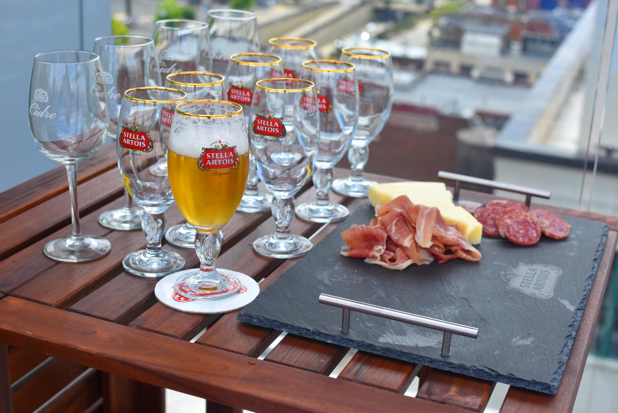 Stella Artois #HostOneToRemeber Summer