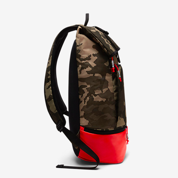 Nike Sport Camo Backpack 2