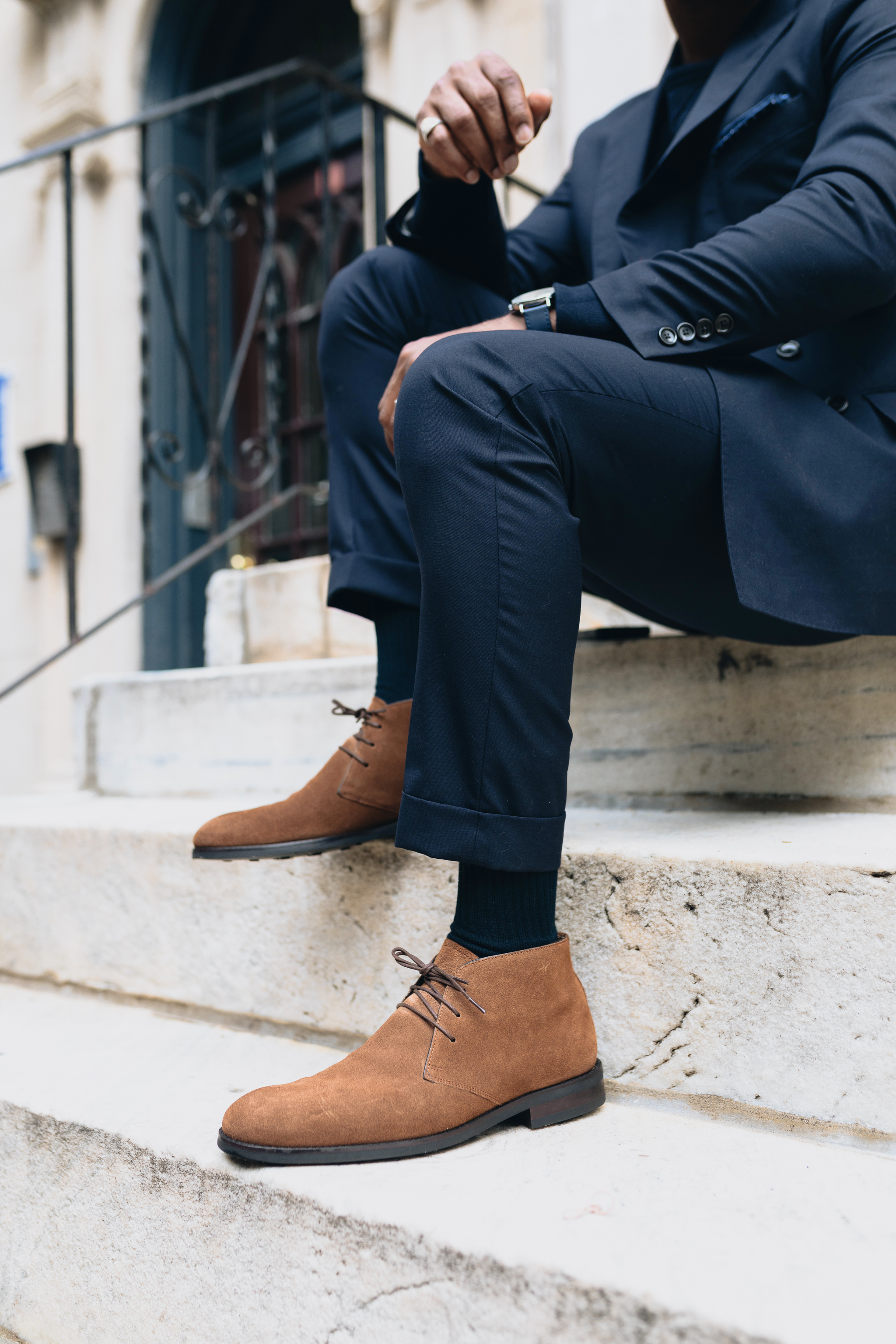 Snuff Suede Chukka Boots 3 Ways Men S Style Pro