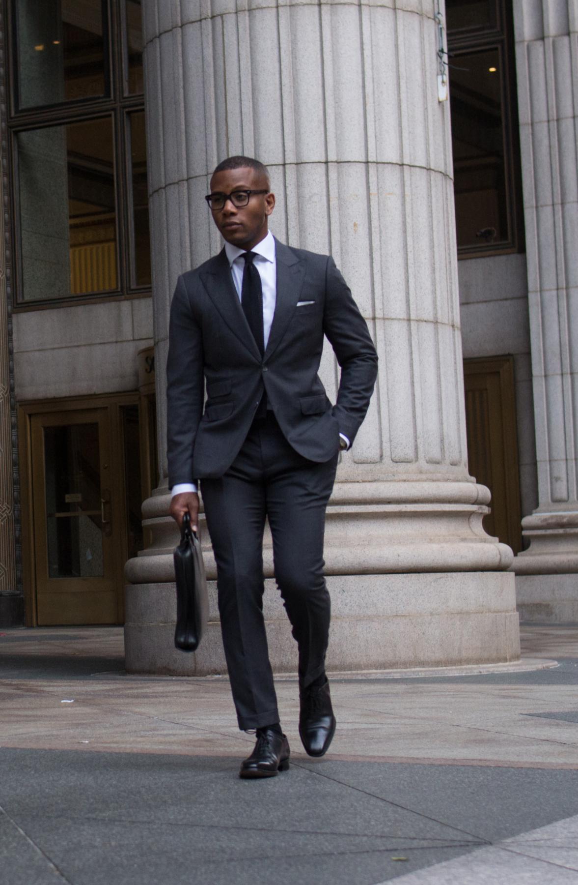 Fortezza Suit Men's Style Pro x ModaMatters 1