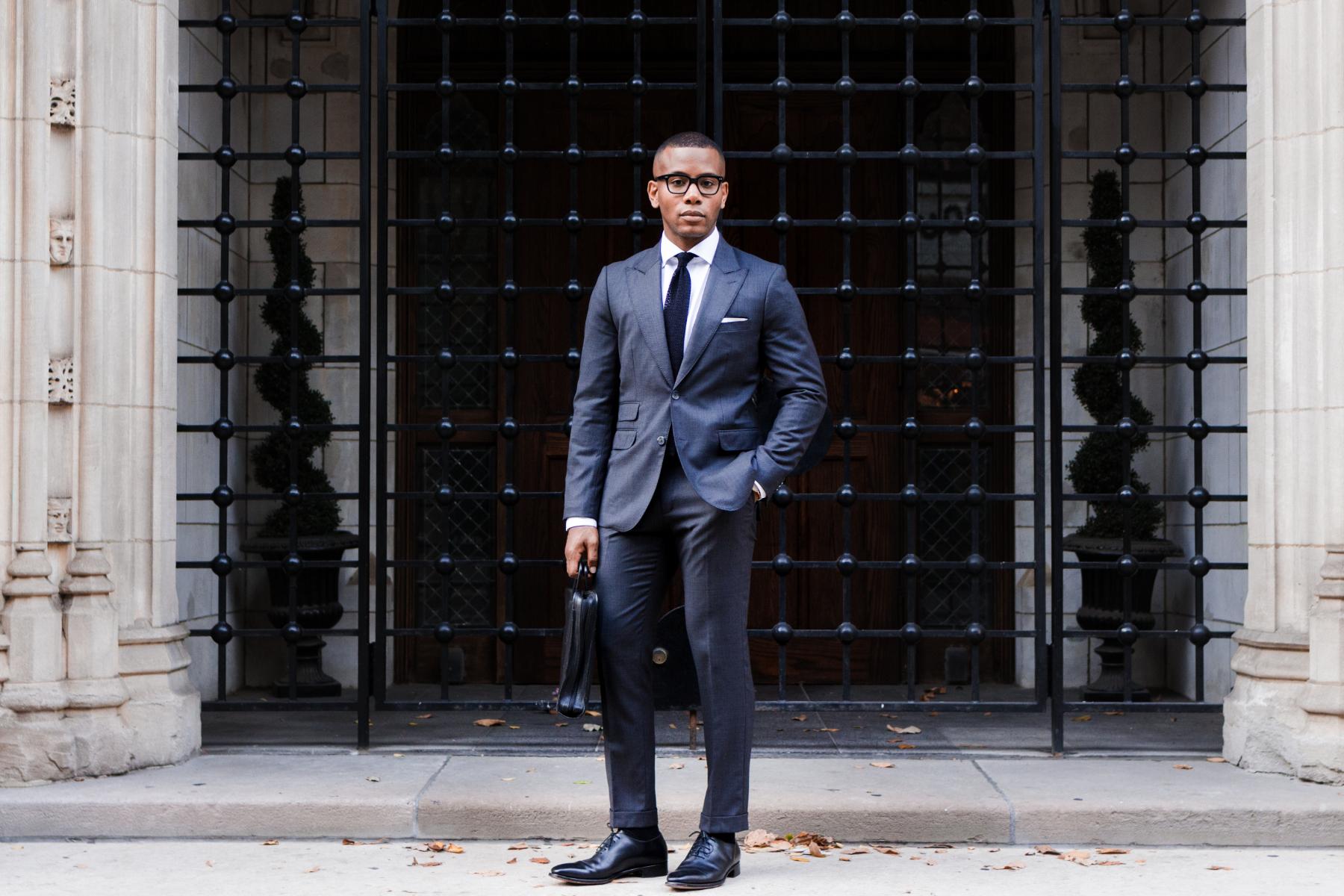 Fortezza Suit Men's Style Pro x ModaMatters 3