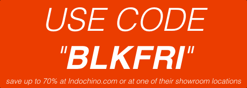 Indochino Black Friday Sale